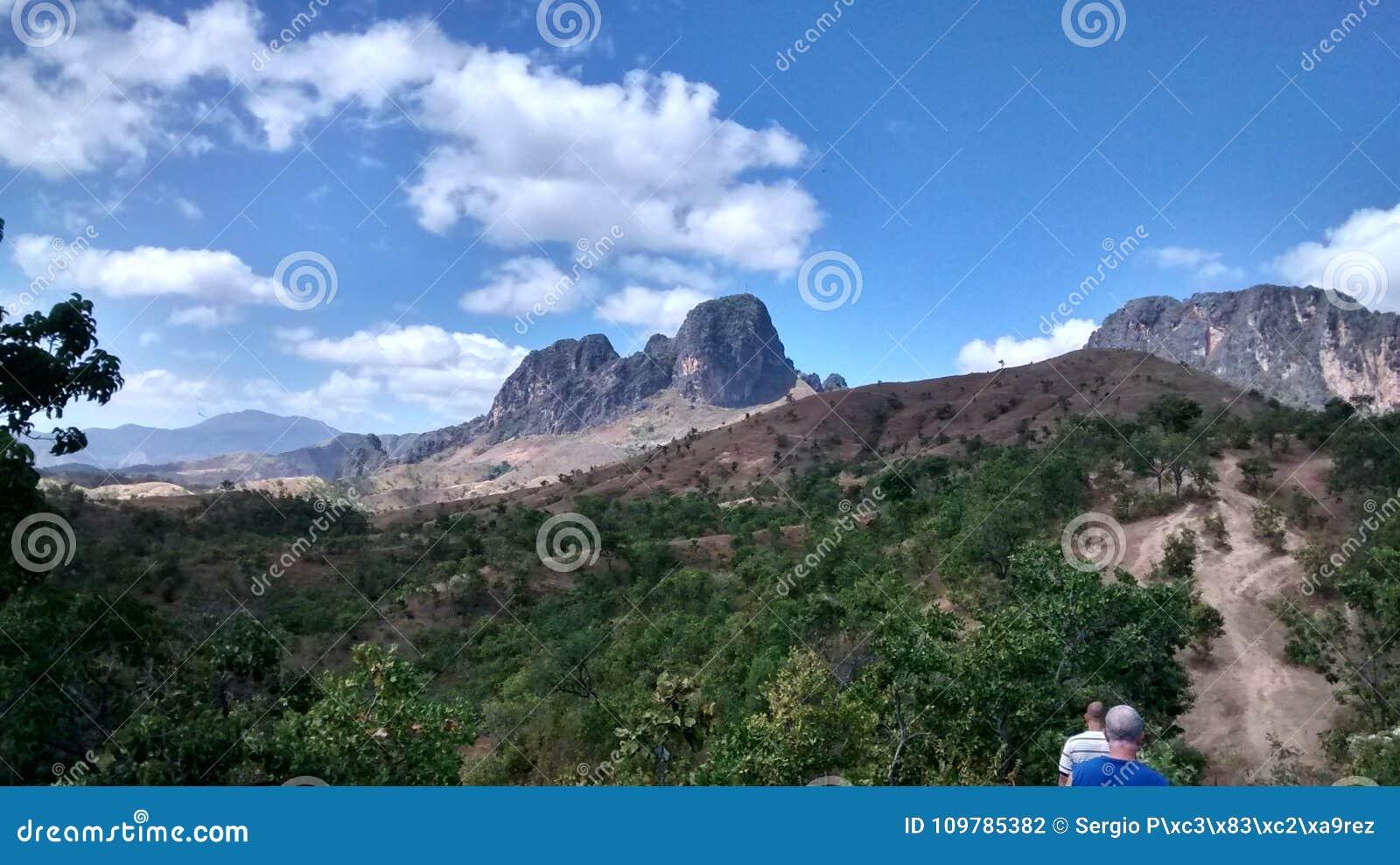 Góry San Juan De Los Morros, Wenezuela