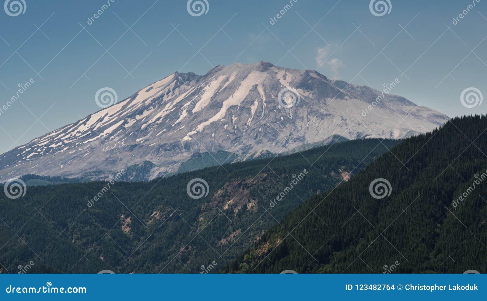 Góry St Helens