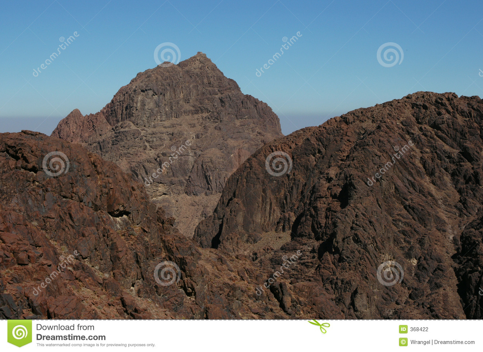 Góry synaj
