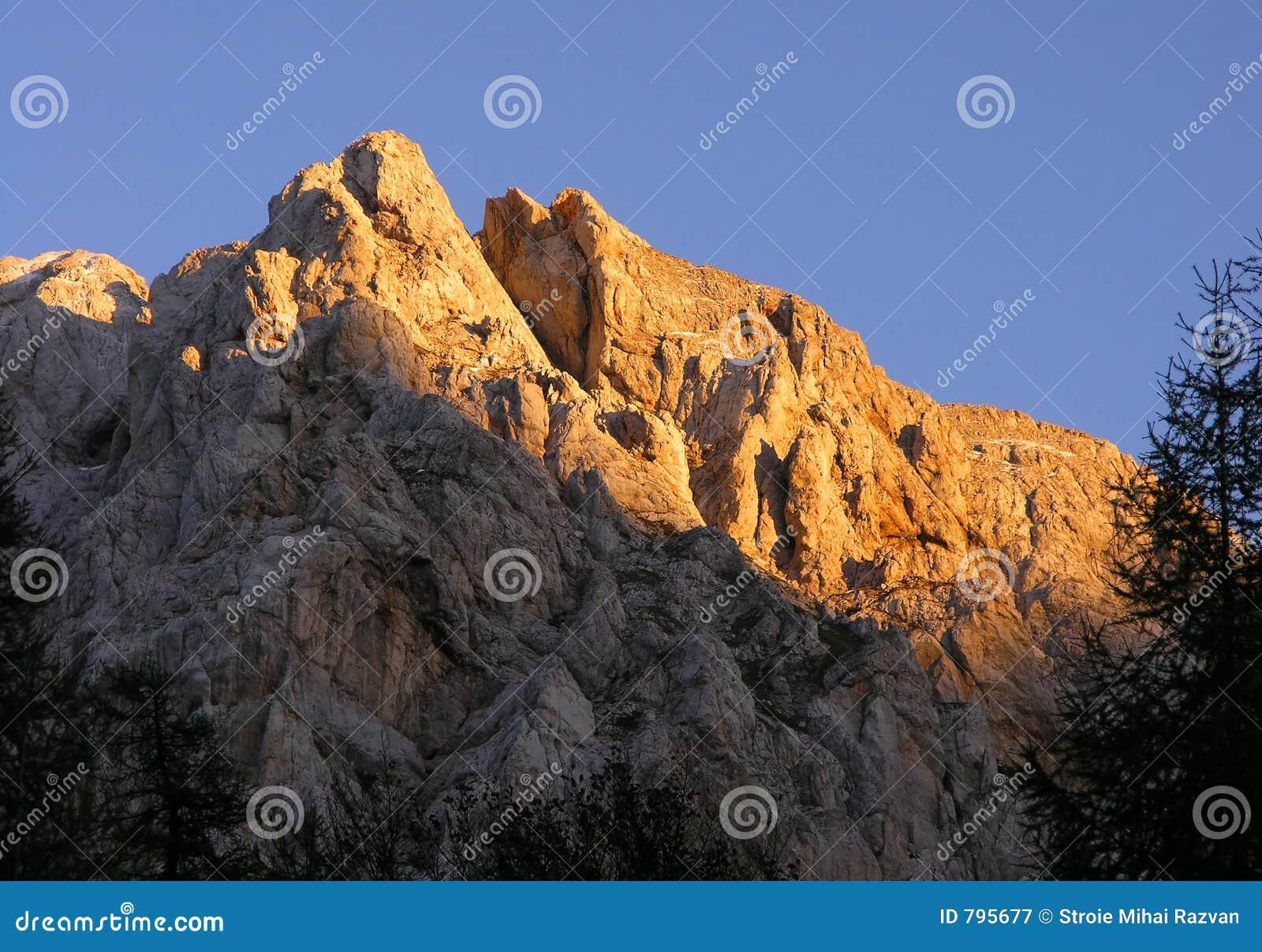 Góry triglav