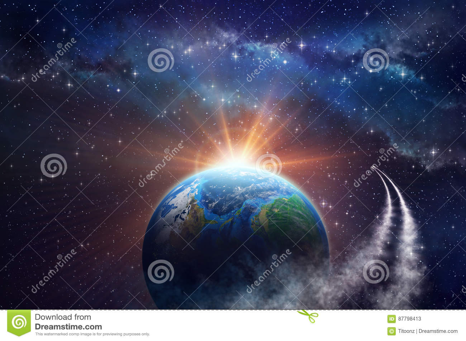 Głęboka eksploracja przestrzeni kosmicznej