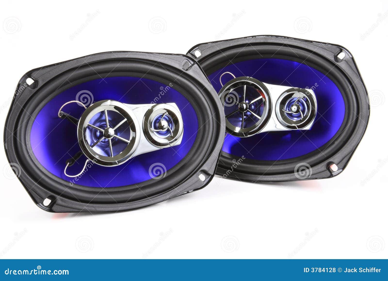 Głośniki stereo