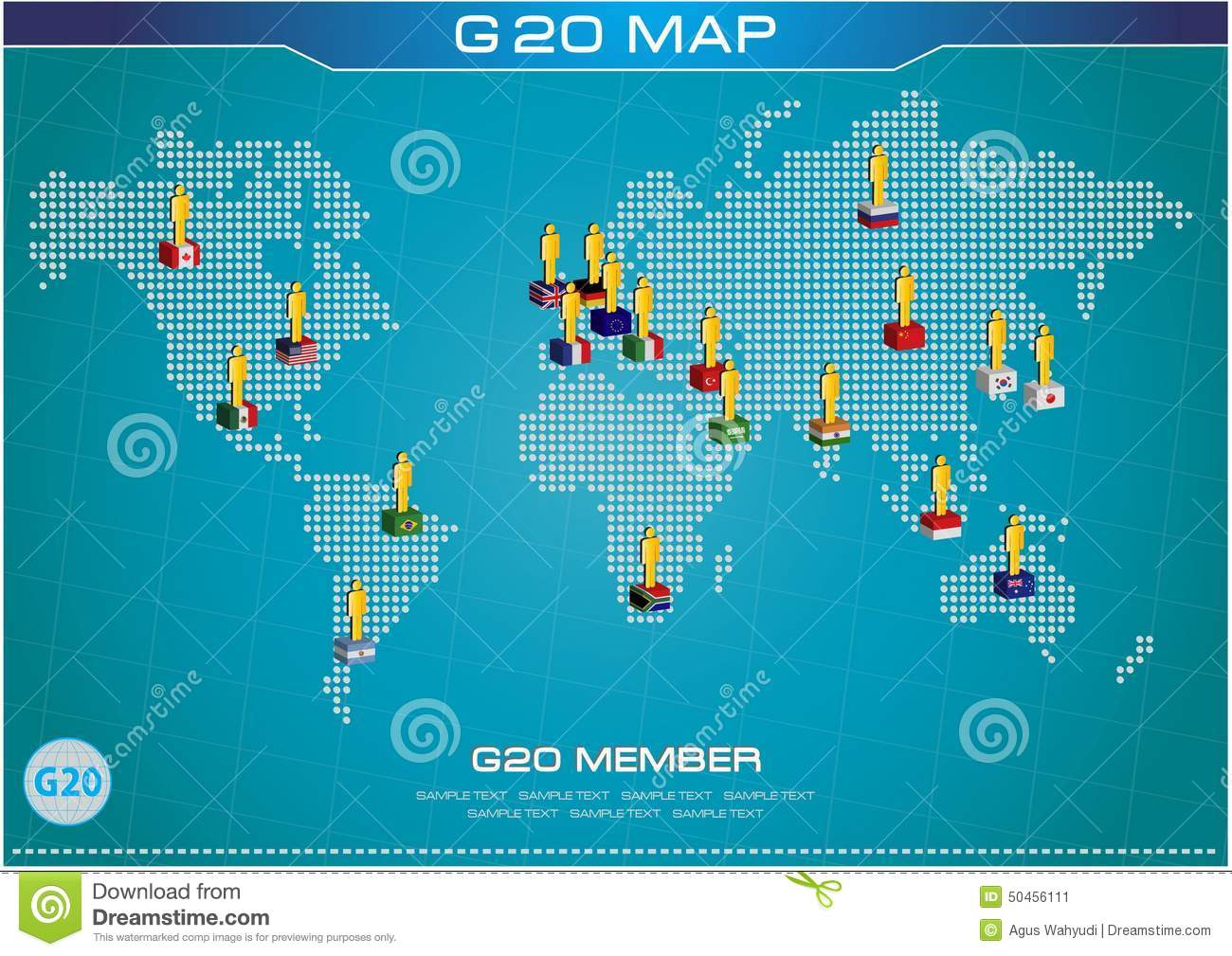 G20 country flags with dotted world map or flags of the world g20 country flags with dotted world map or flags of the world economic g20 country flag brazil bank gumiabroncs Image collections