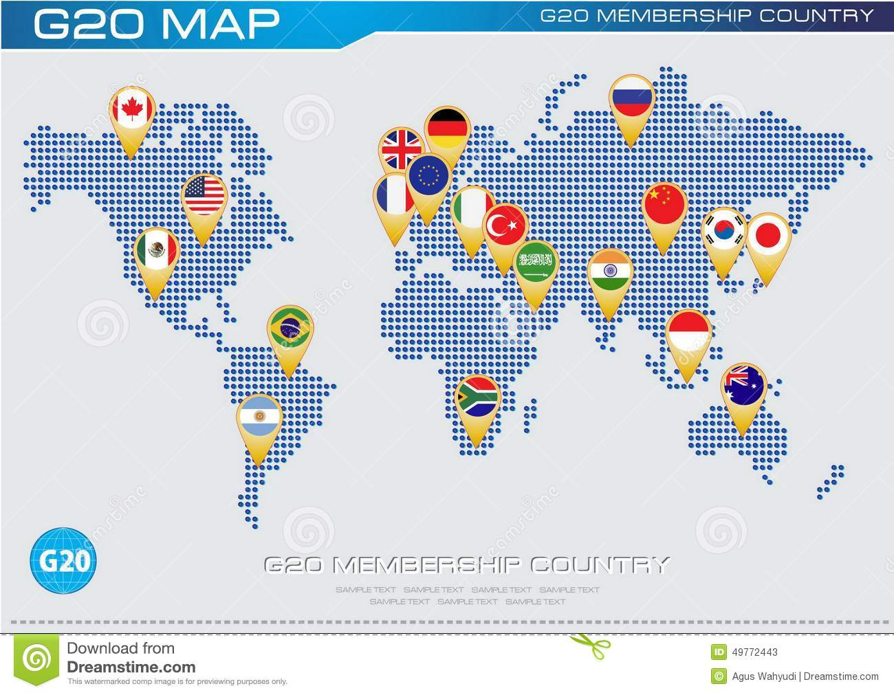 G20 country flags stock illustration illustration of kingdom 49772443 g20 country flags royalty free illustration gumiabroncs Choice Image