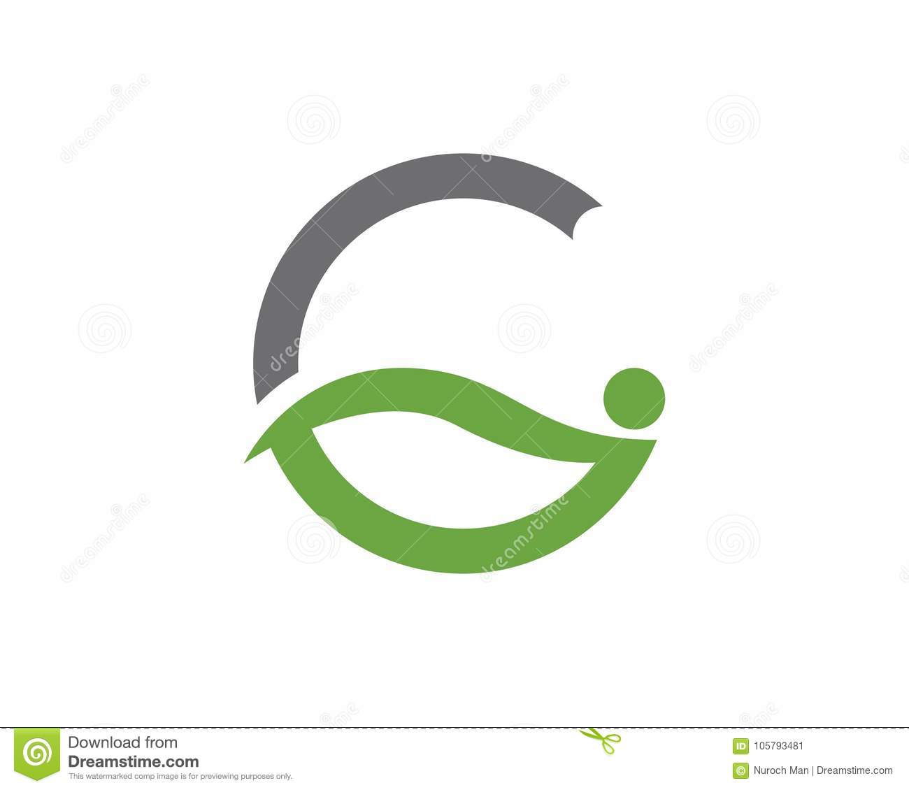 G letter logos people symbol template stock illustration g letter logos people symbol template g letter logos people symbol template maxwellsz