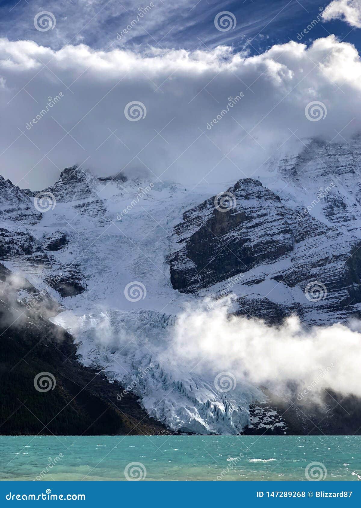 G?ry Robson lodowiec