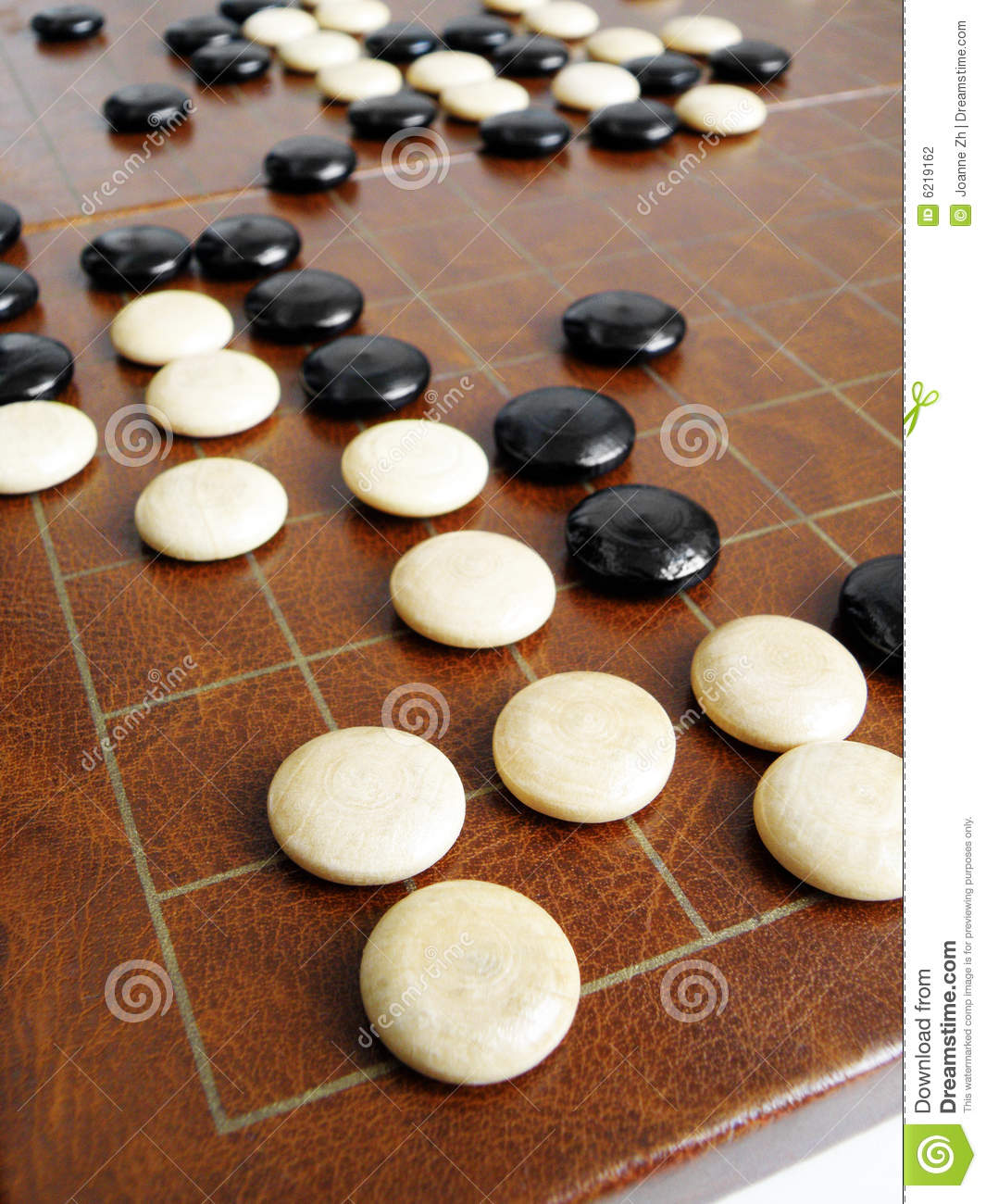 Ga spel of Weiqi