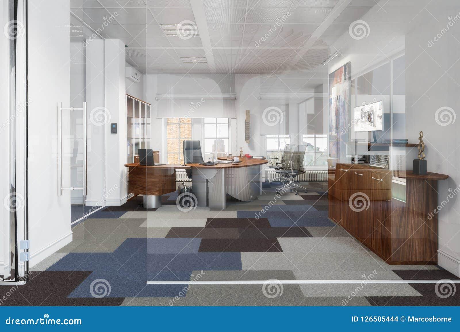 Gabinete executivo esperto 01
