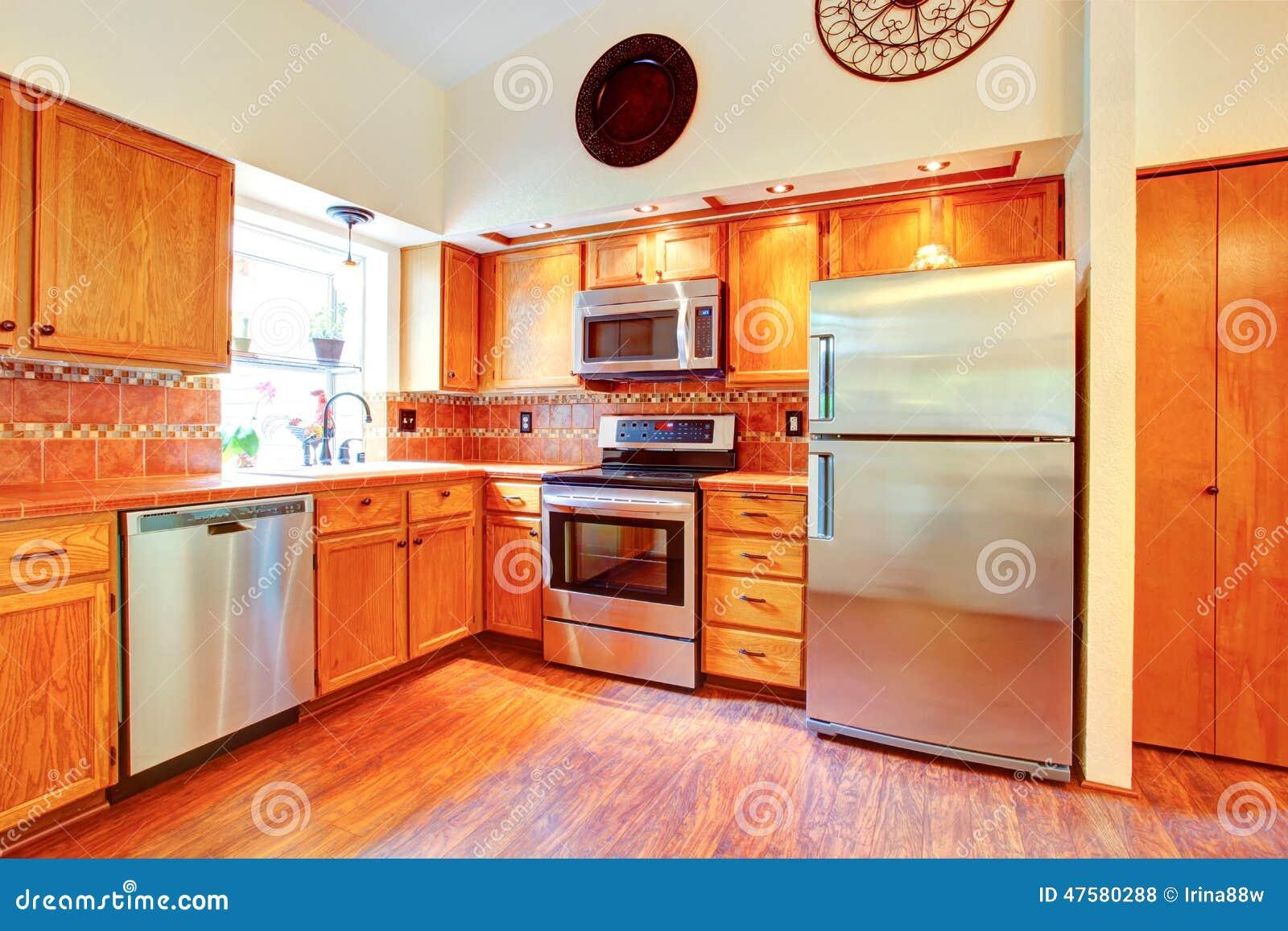 Ajuste del gabinete de cocina inferior