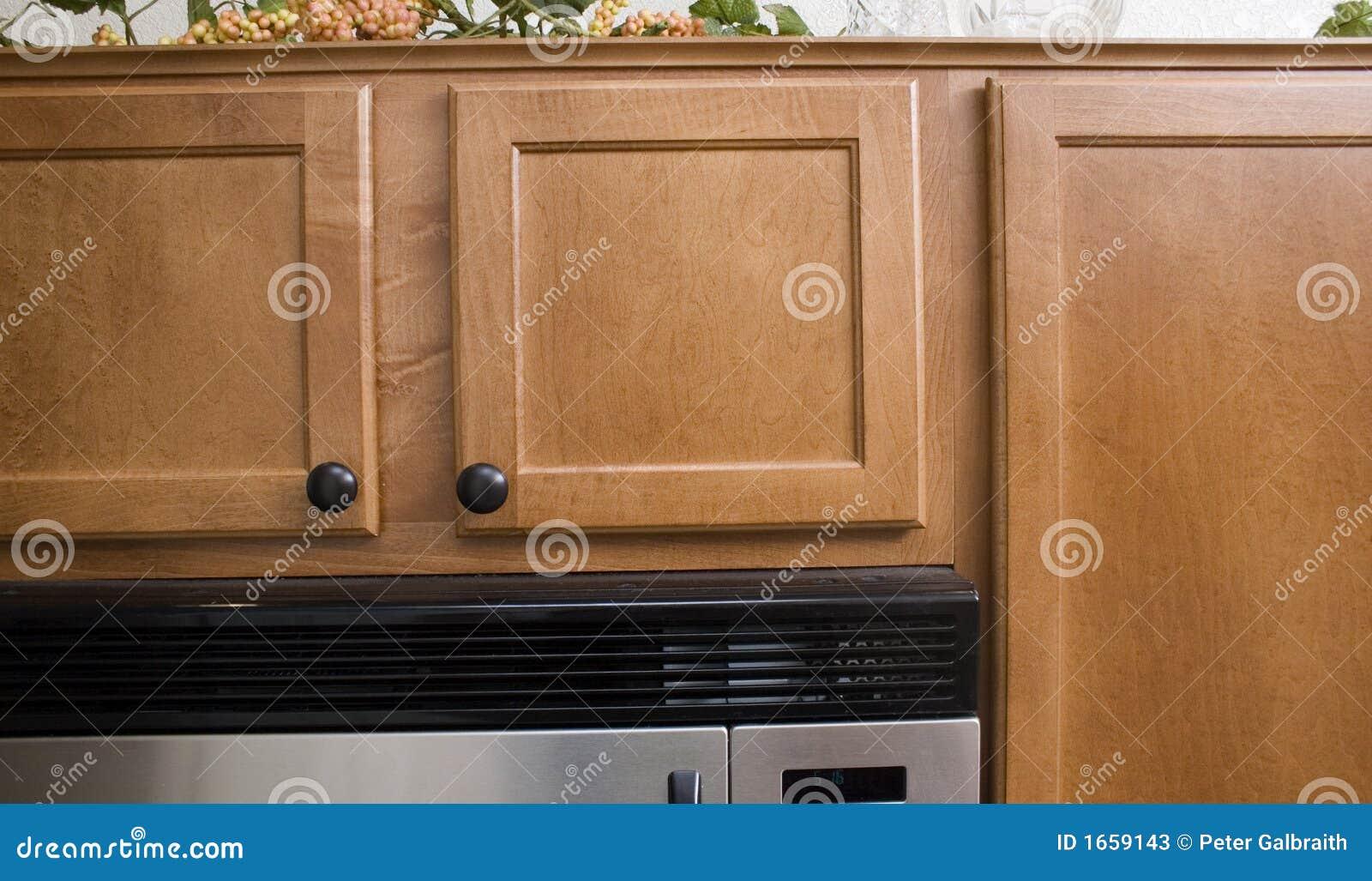Gabinetes modernos imagem de stock imagem de limpo for Gabinetes modernos