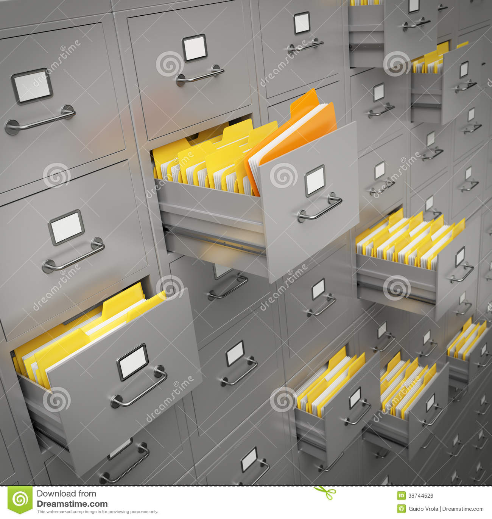 Gabinetto di archivio