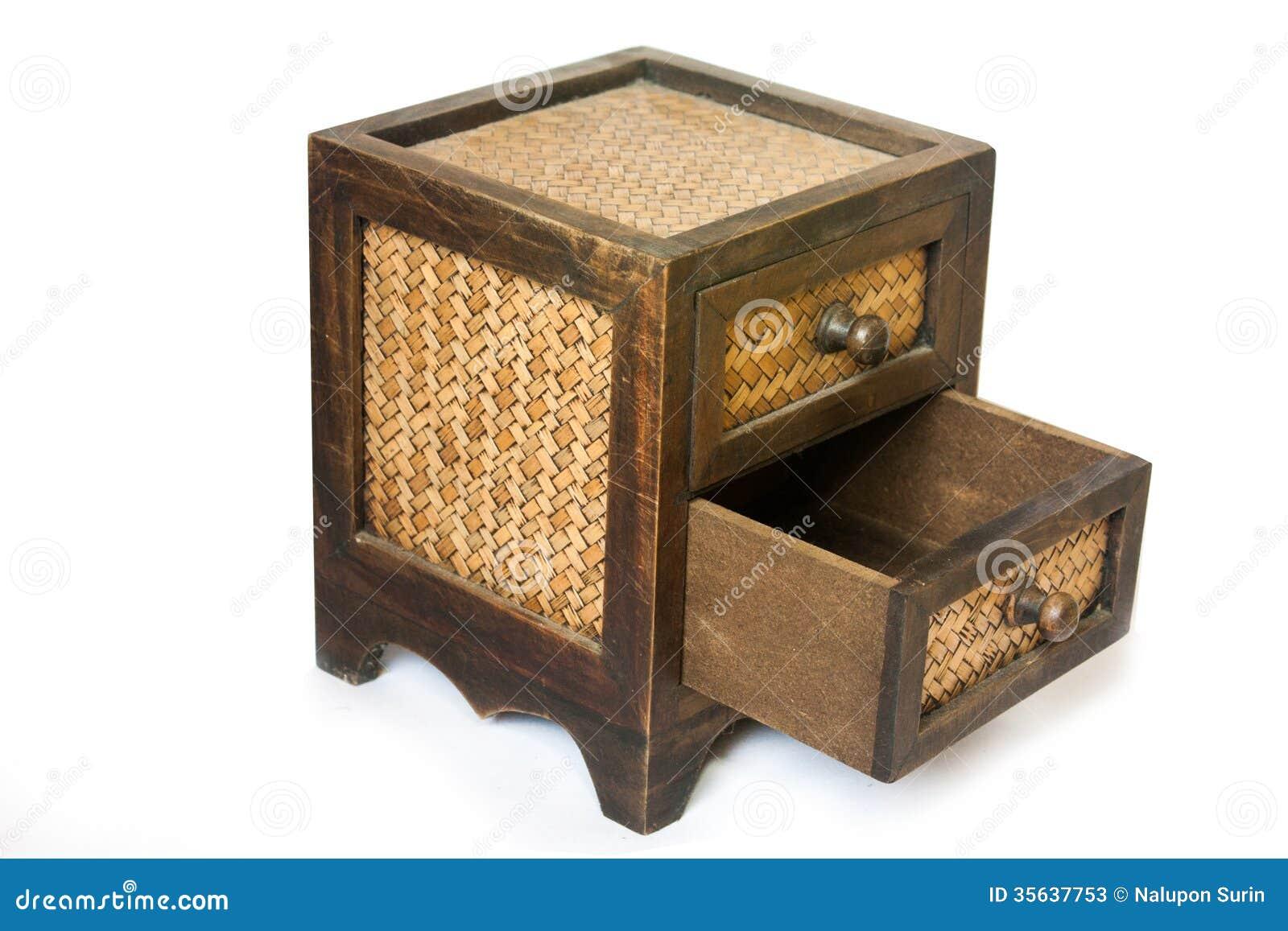 Gabinetto di legno