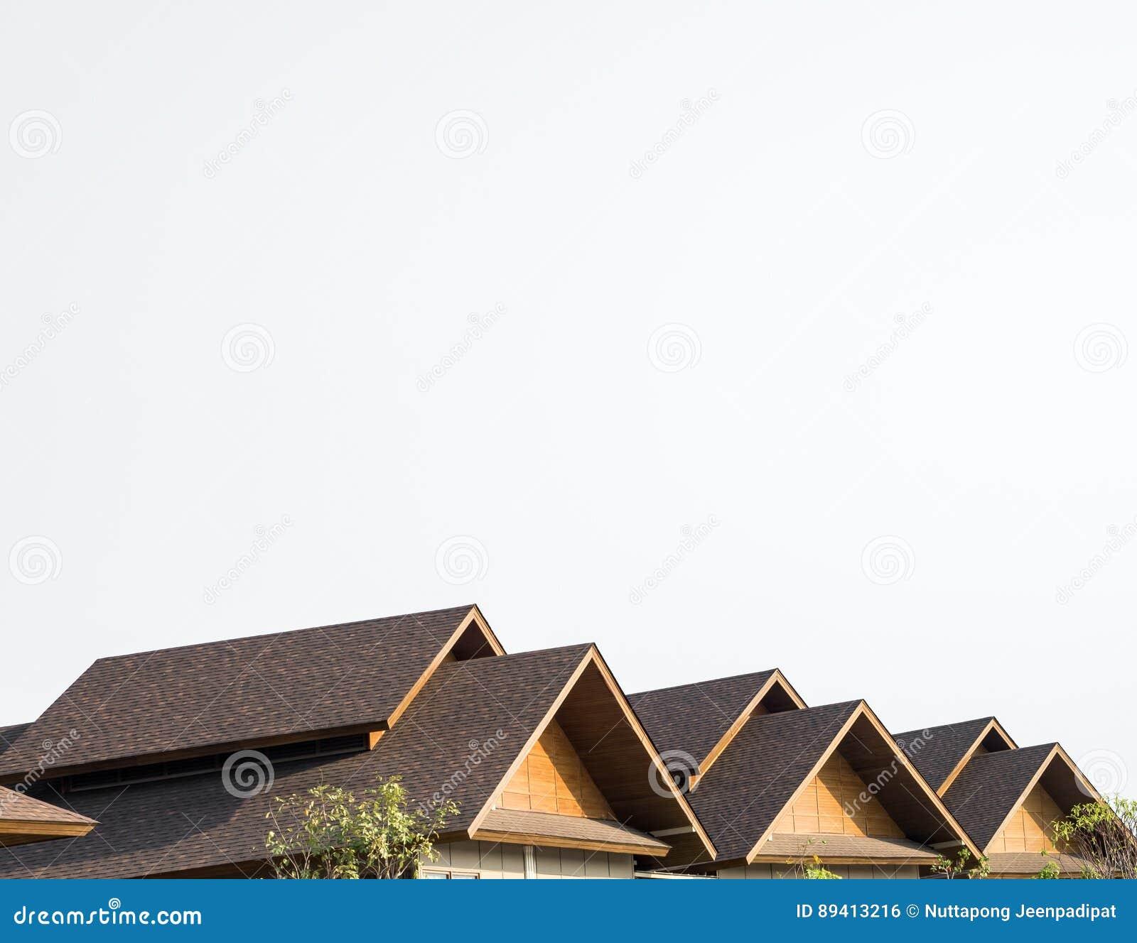 Gable Shingles Roof tripla