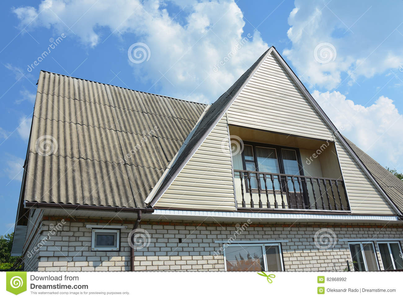 Main types of work on building a house