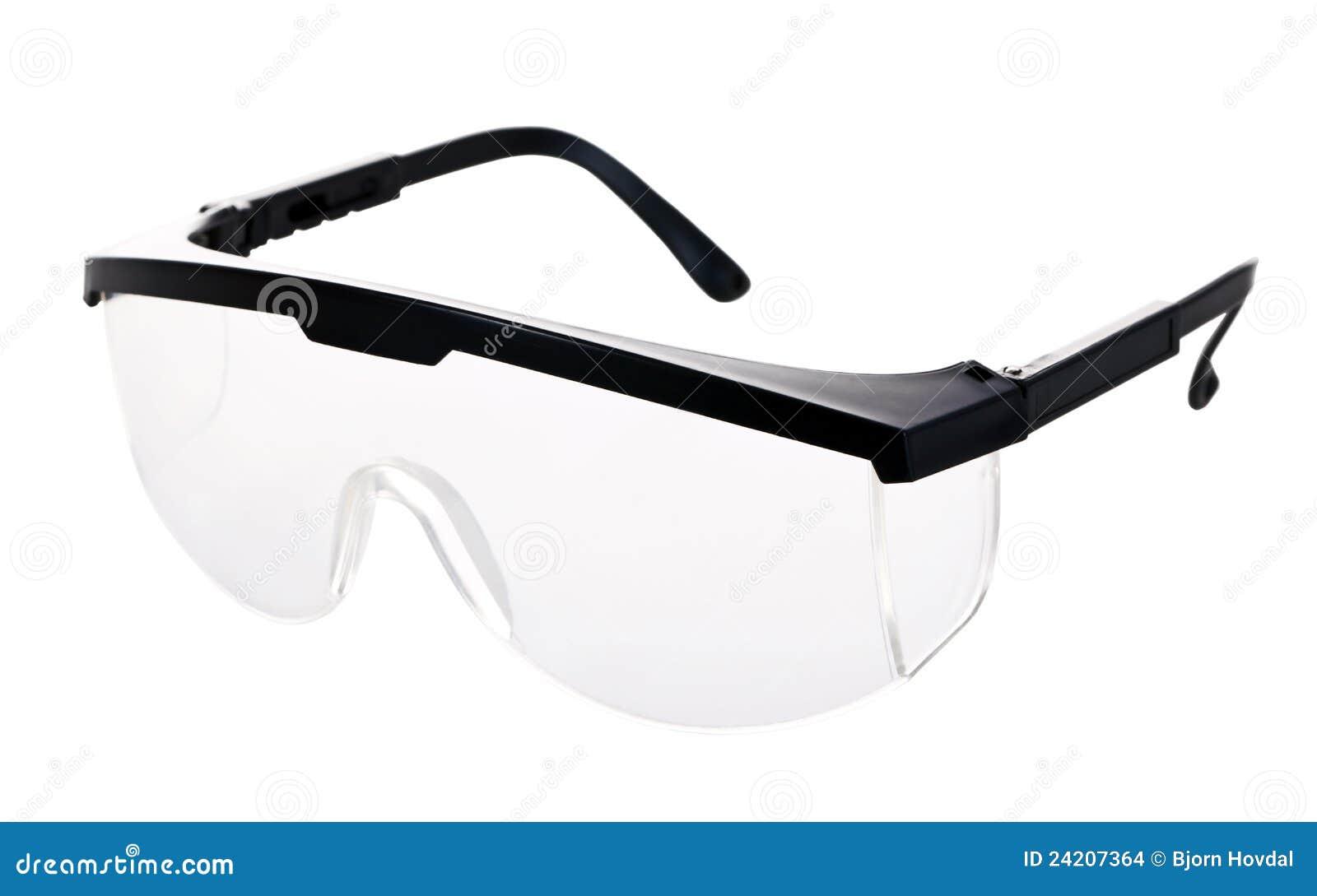 cdd4d2c9 Gafas de seguridad foto de archivo. Imagen de trabajo - 24207364