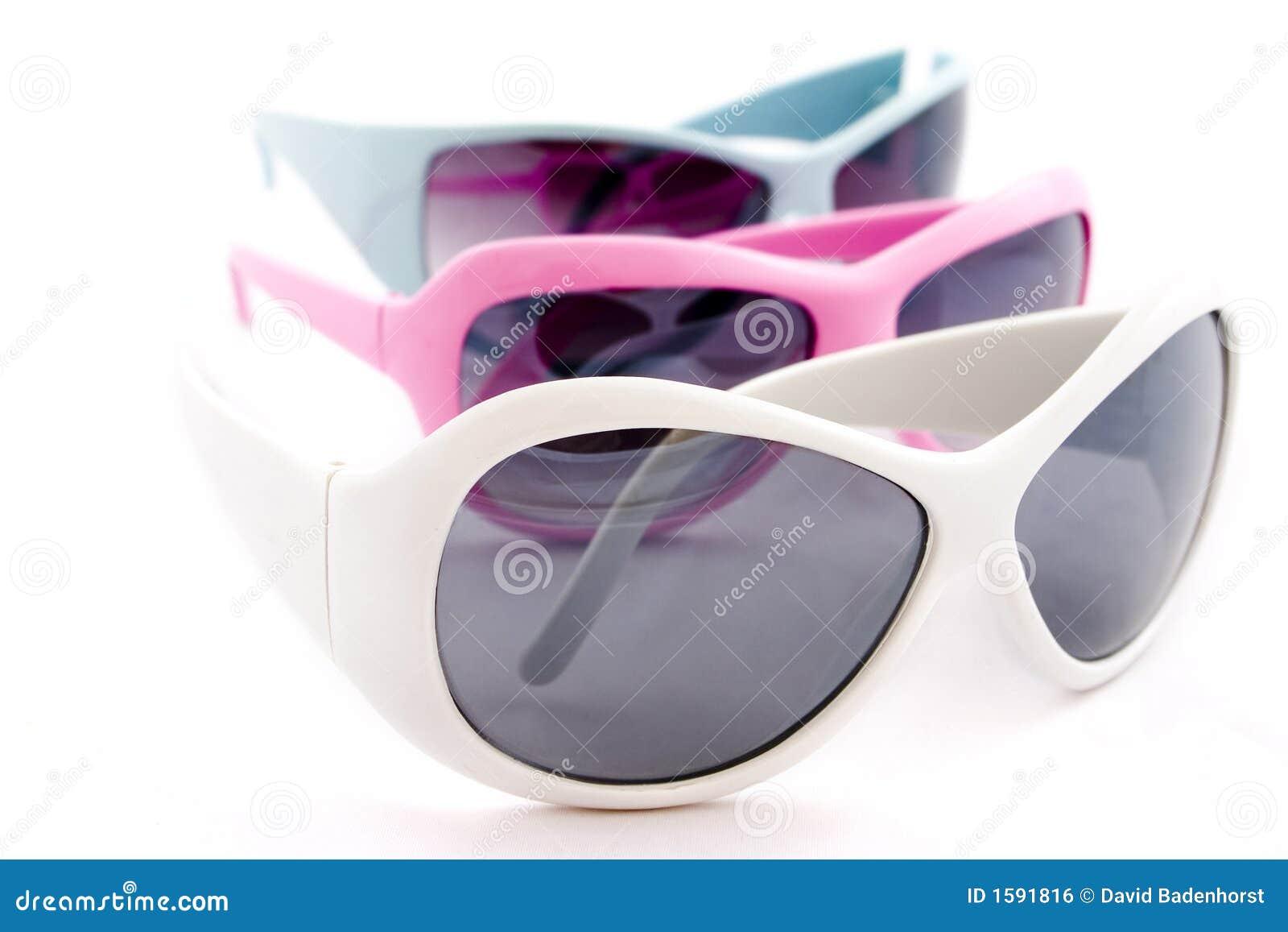 Gafas de sol cobardes