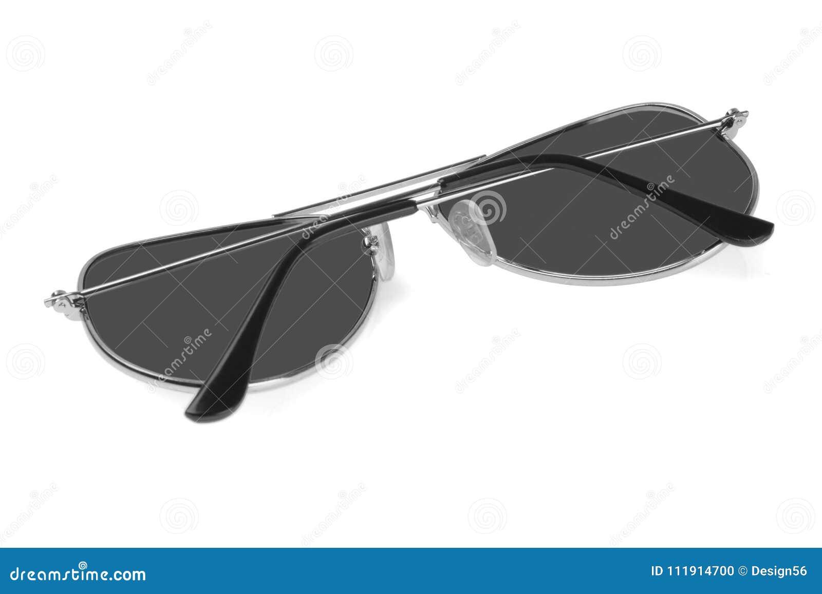 Gafas De Sol Con El Marco Metálico Foto de archivo - Imagen de marco ...
