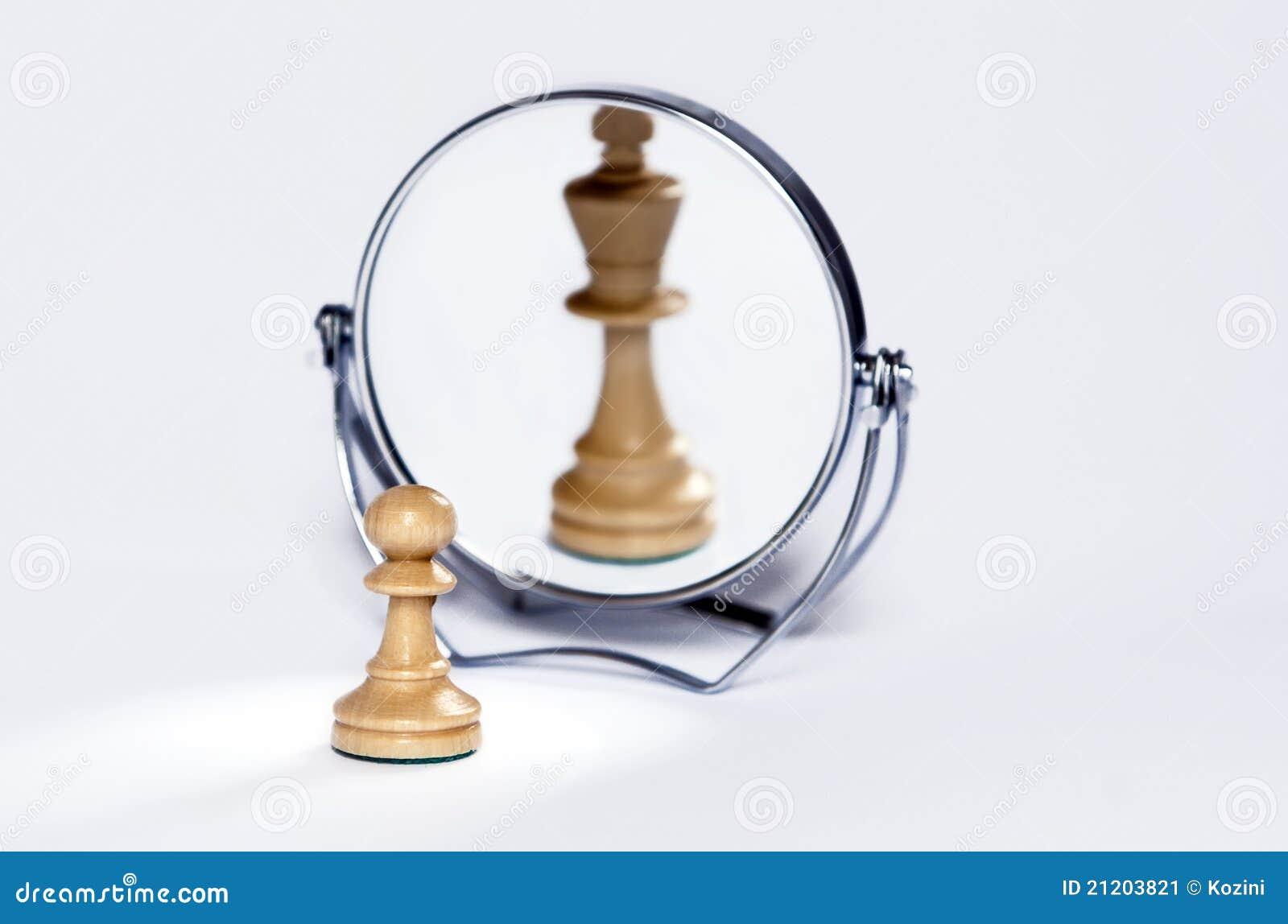 Gage d échecs, roi d échecs
