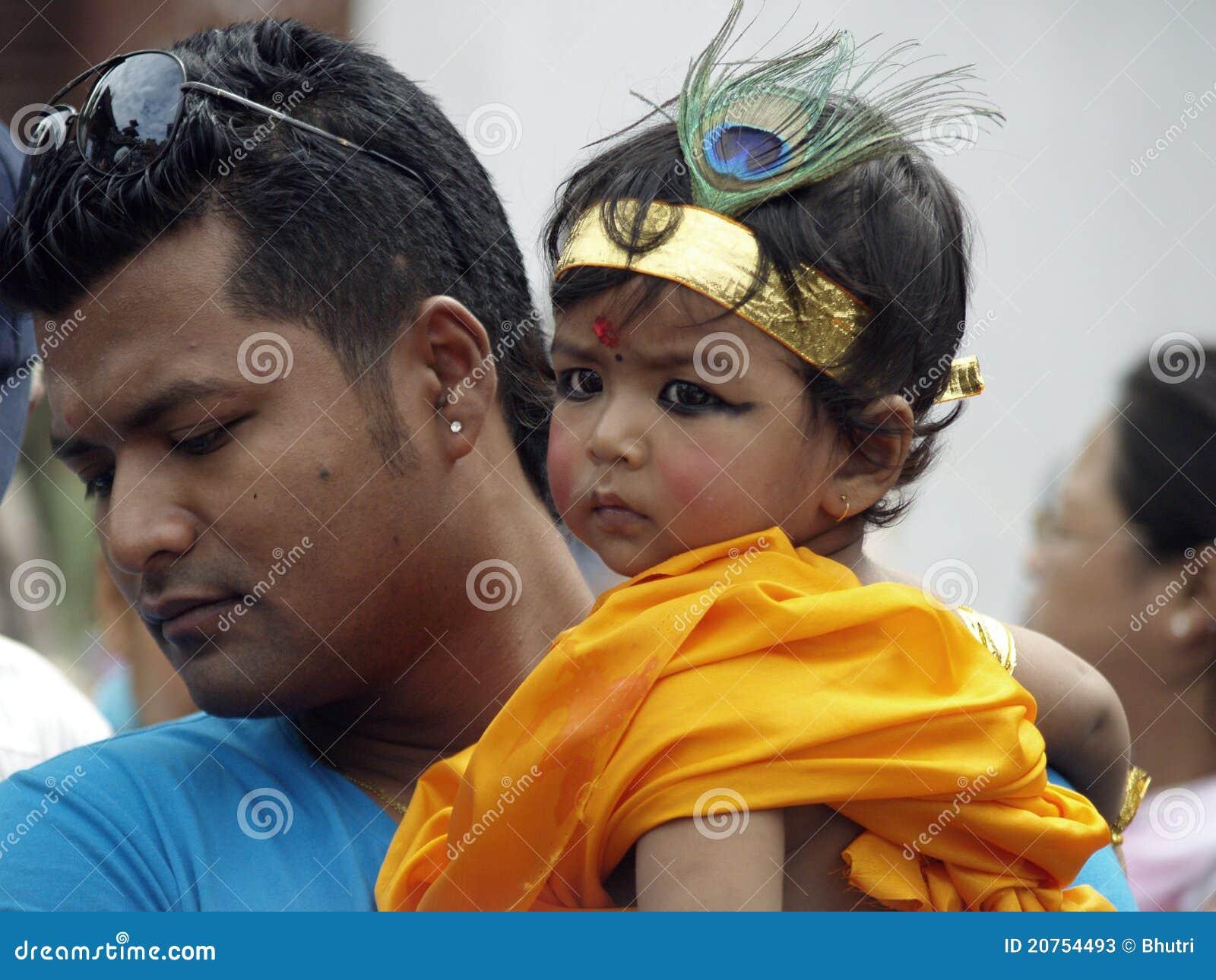 Gai Jatra (The festival of Cows)