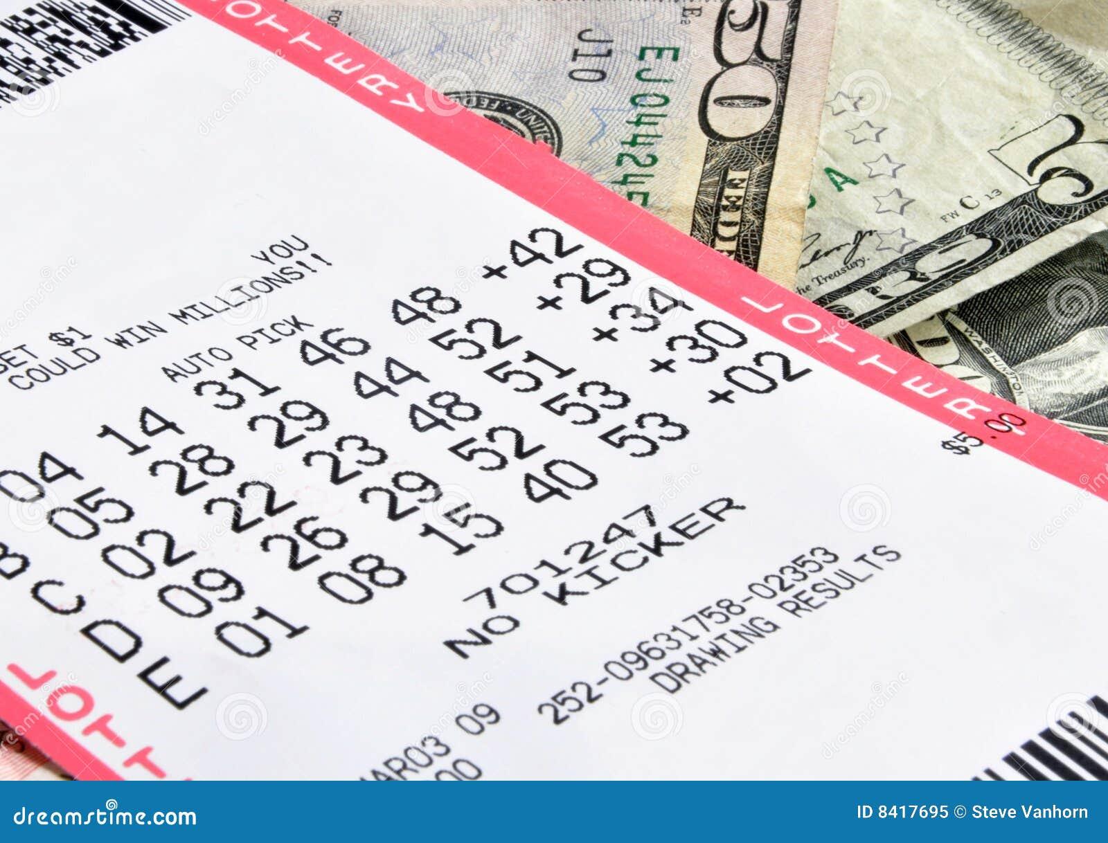 Gains de loterie