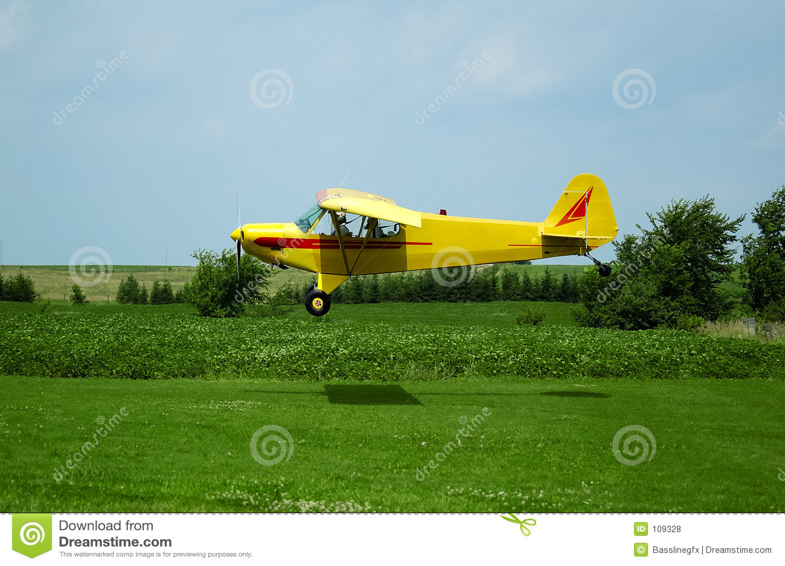 Gaiteiro PA-18 Cub super