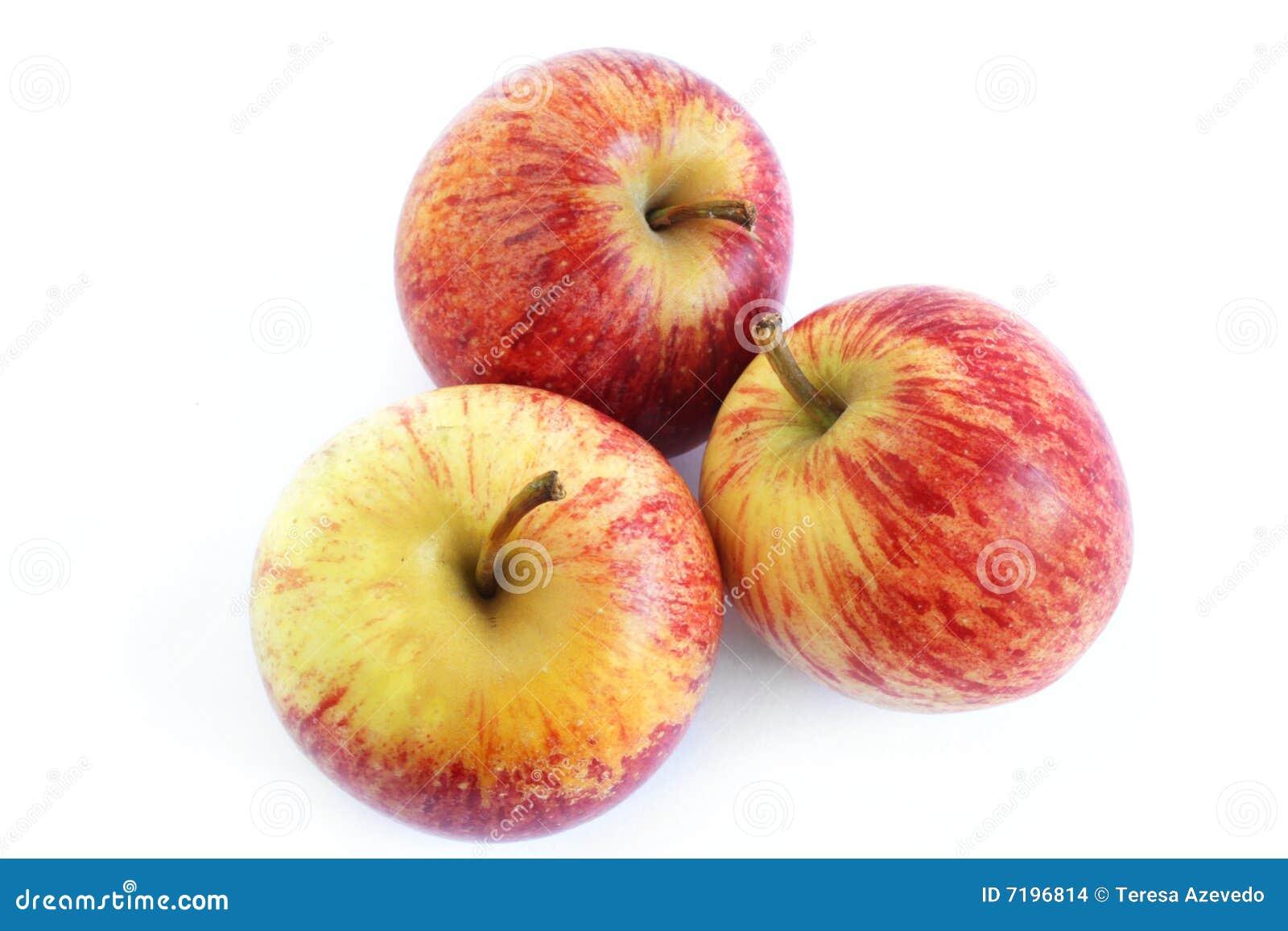 Gala τρία μήλων