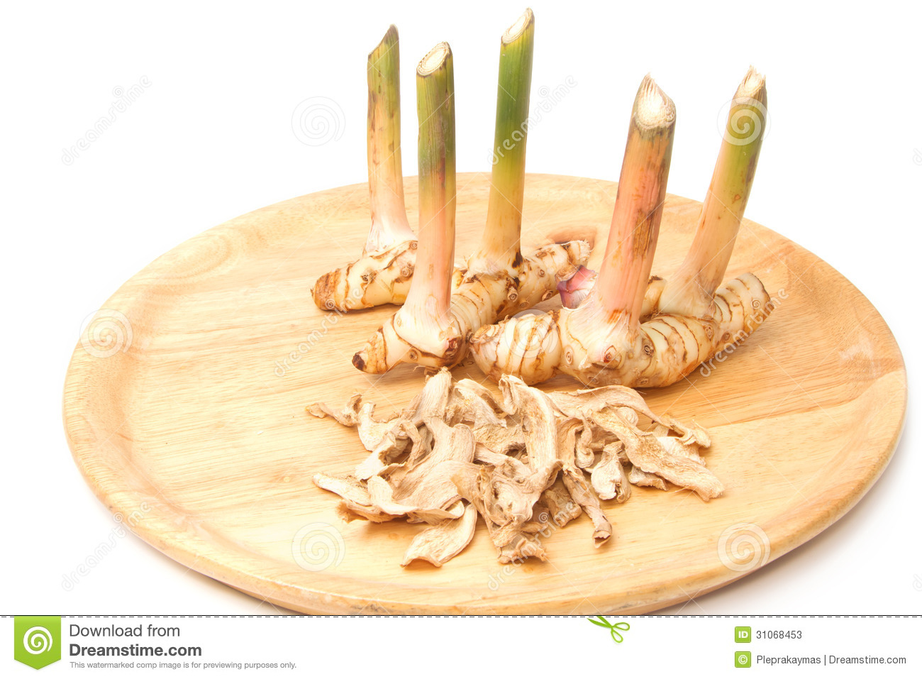 galangal root fresh and dried herb stock photos image 31068453. Black Bedroom Furniture Sets. Home Design Ideas