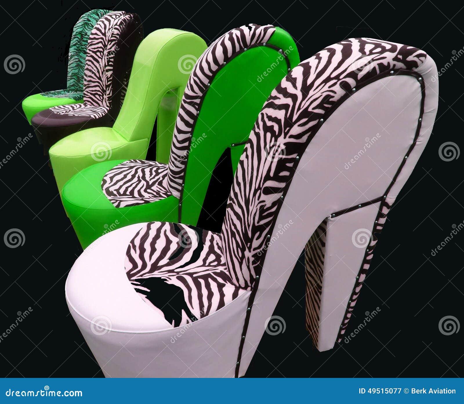 Galanteryjny krzesło