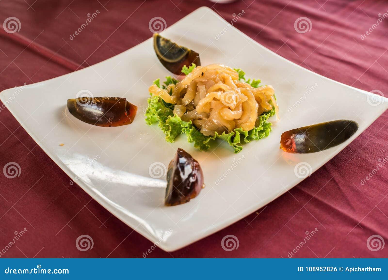 Galaretowej ryba zakąska