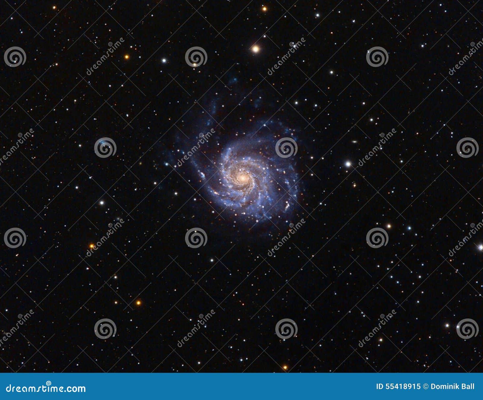 Galassia di M101 Pinwhell