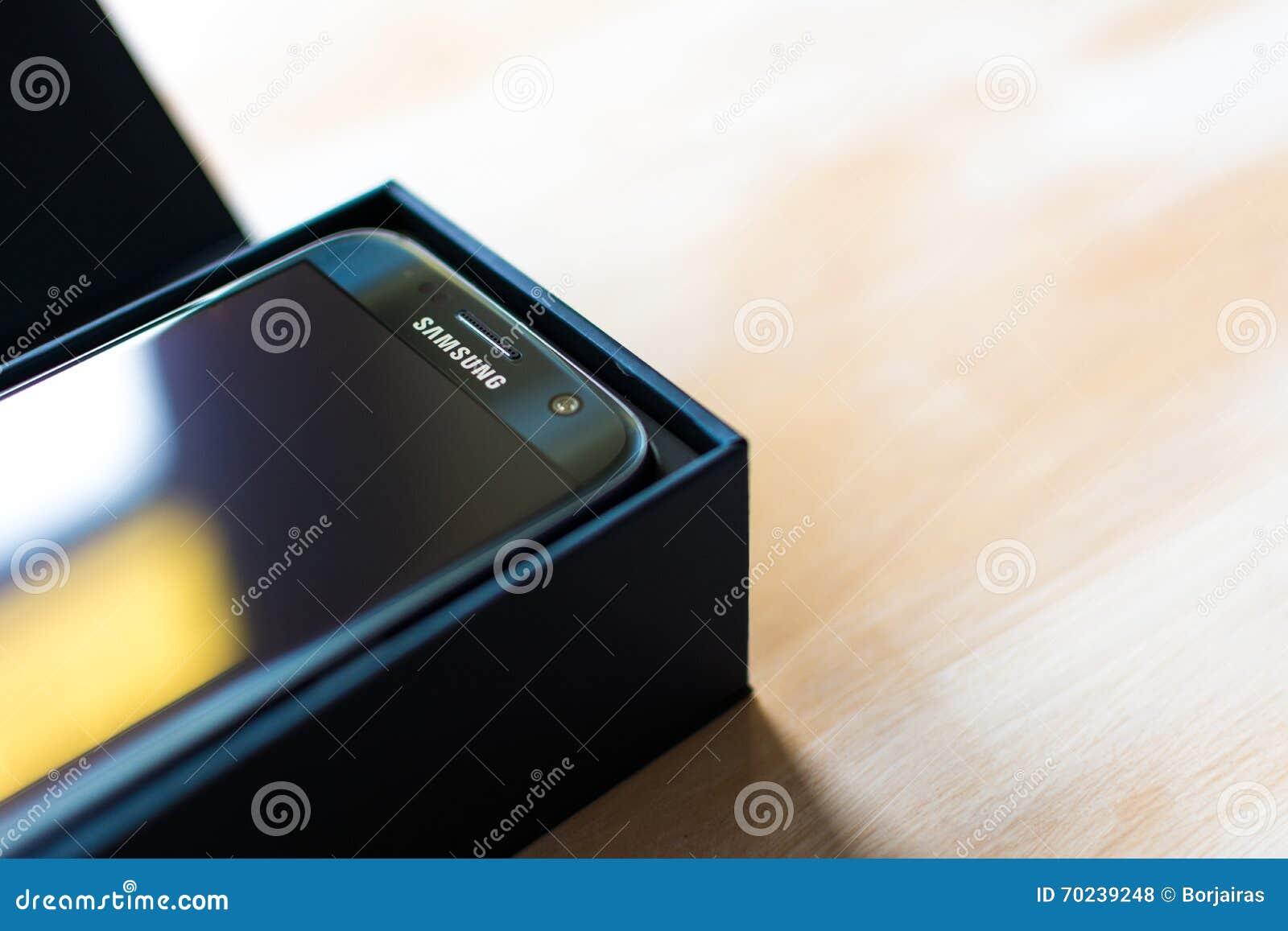 Galassia S7 di Samsung