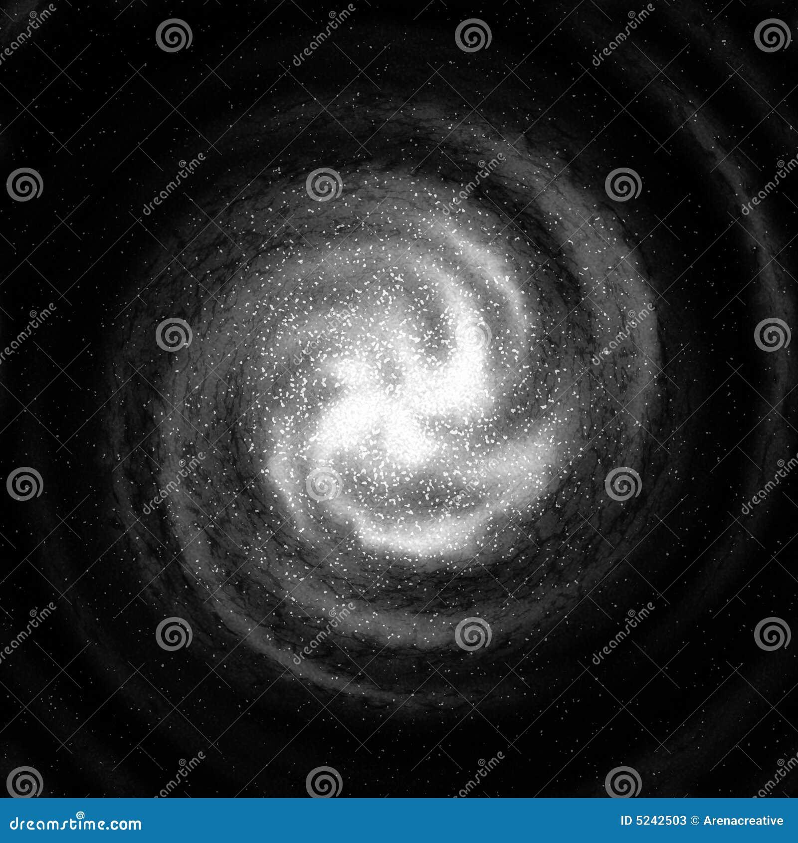 Galaxie étoilée