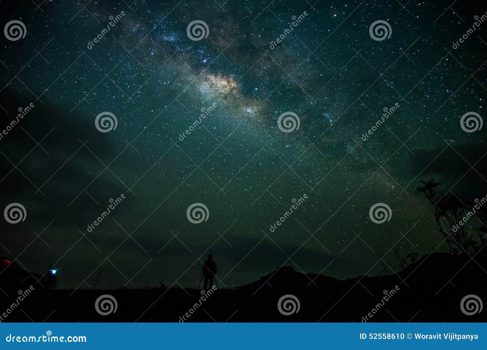 Galaxie de manière