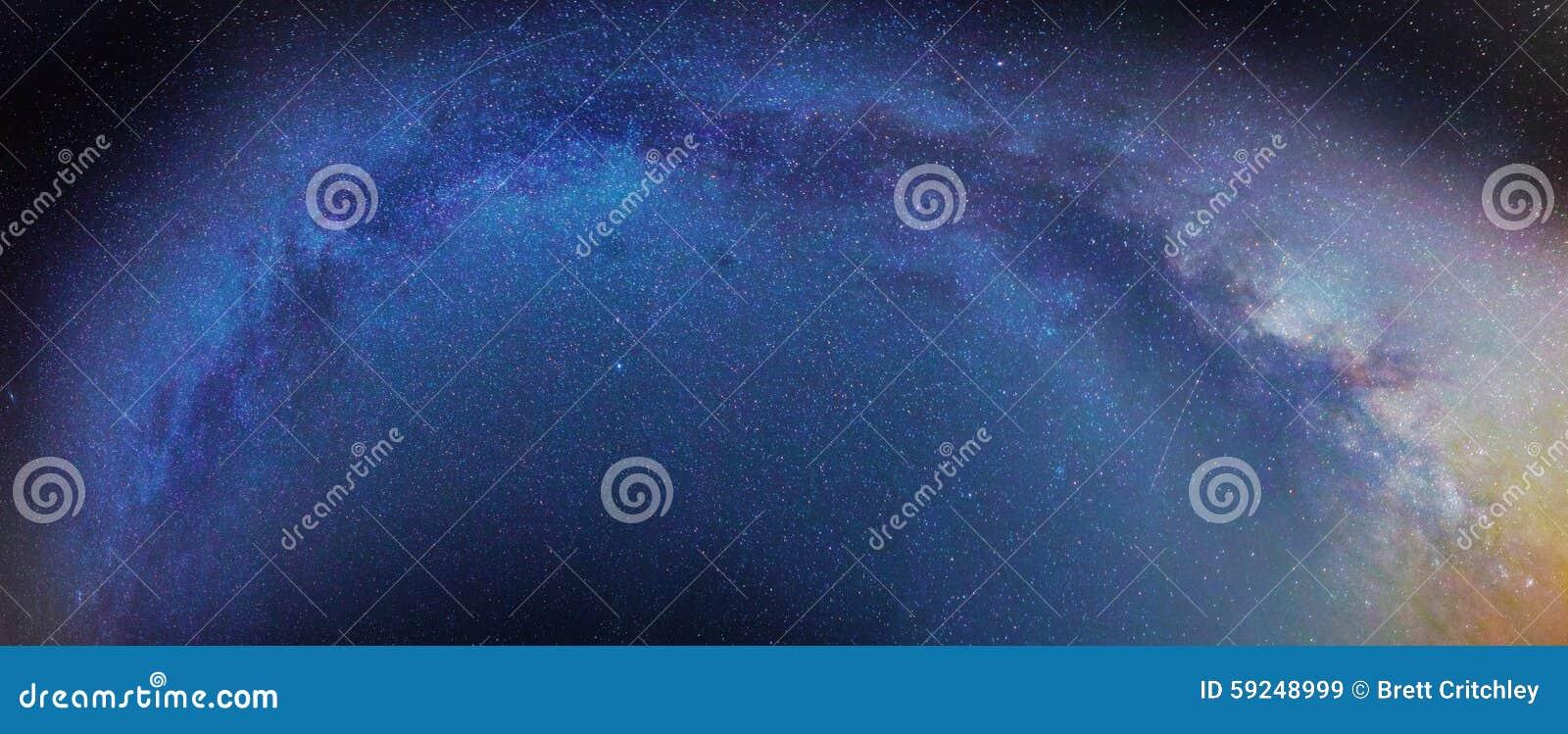 Galaxie de manière de Milkey