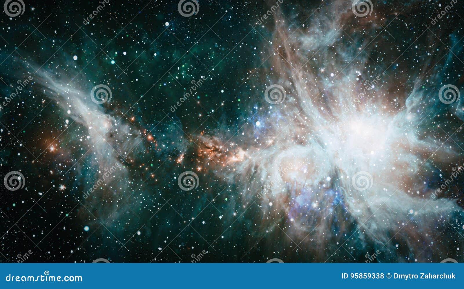 Galaxie - Elemente dieses Bildes geliefert von der NASA
