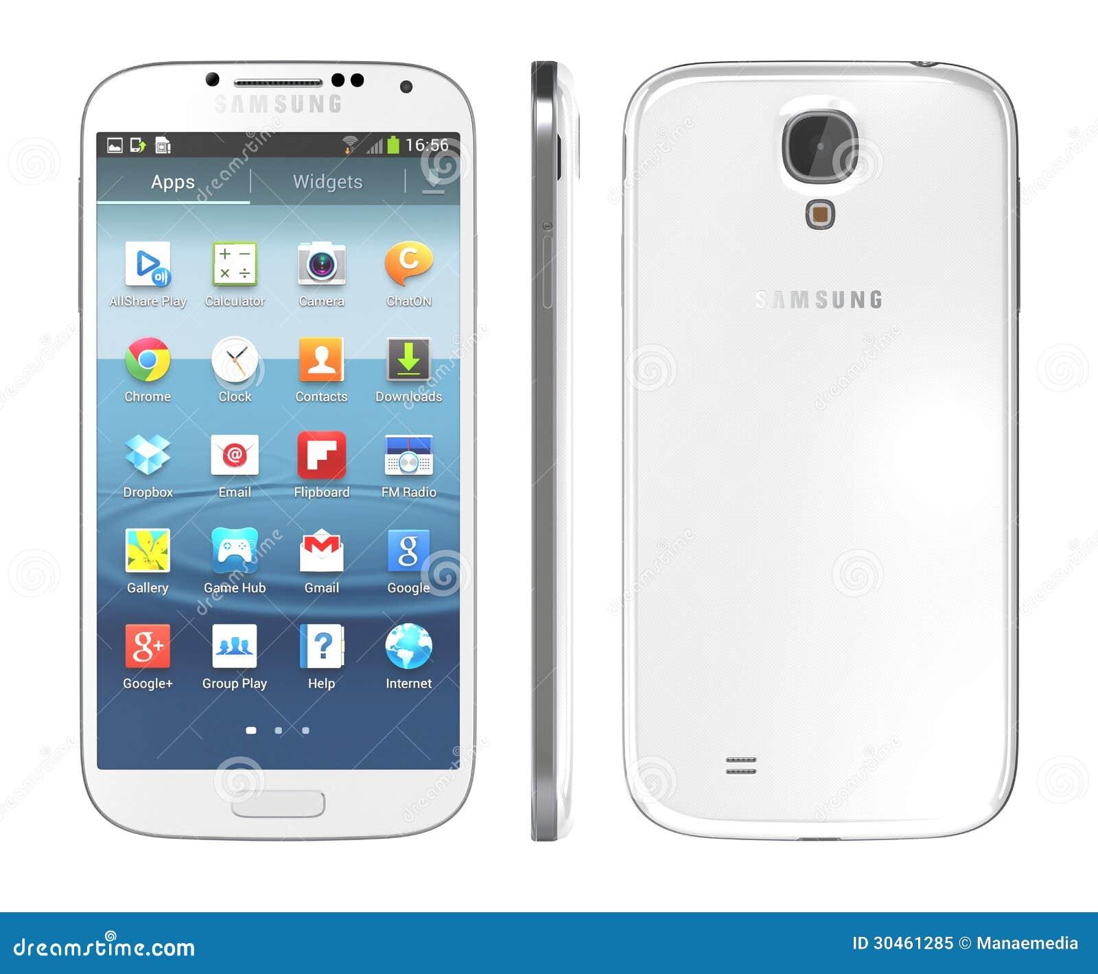 Galaxie S4 de Samsung