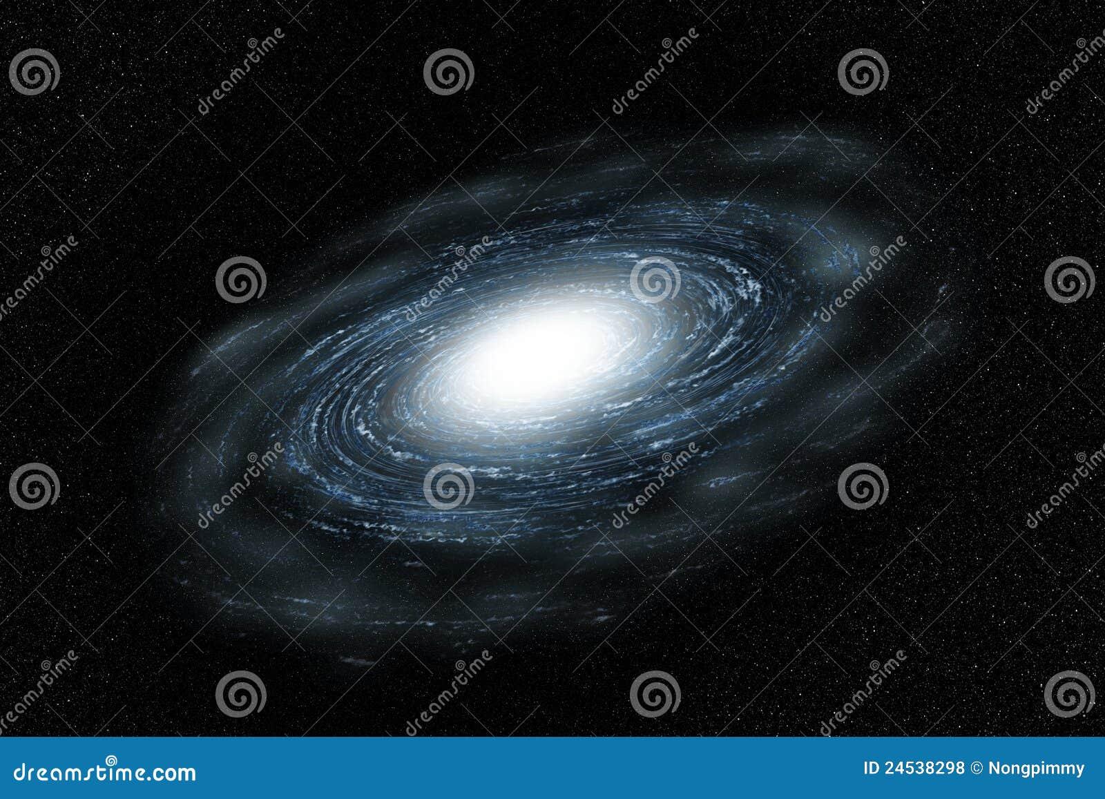 Galaxy of Blue