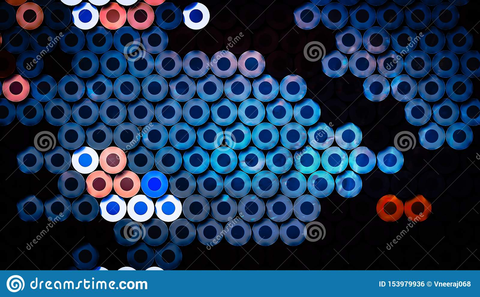 galaxy blue shades tube wallpaper tubes cut slide colour appearing deep universe 153979936