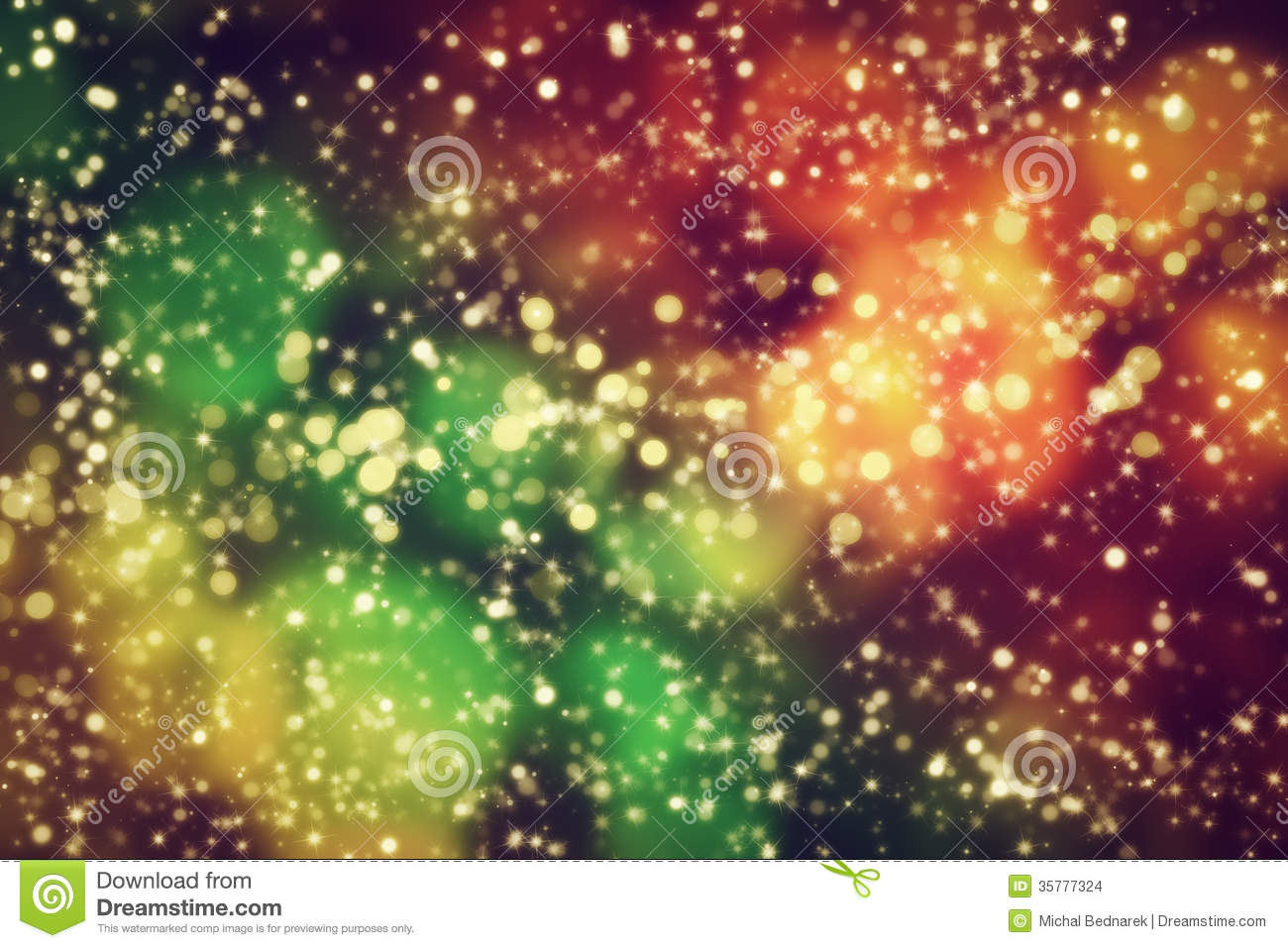 Galaxy, space abstract background.