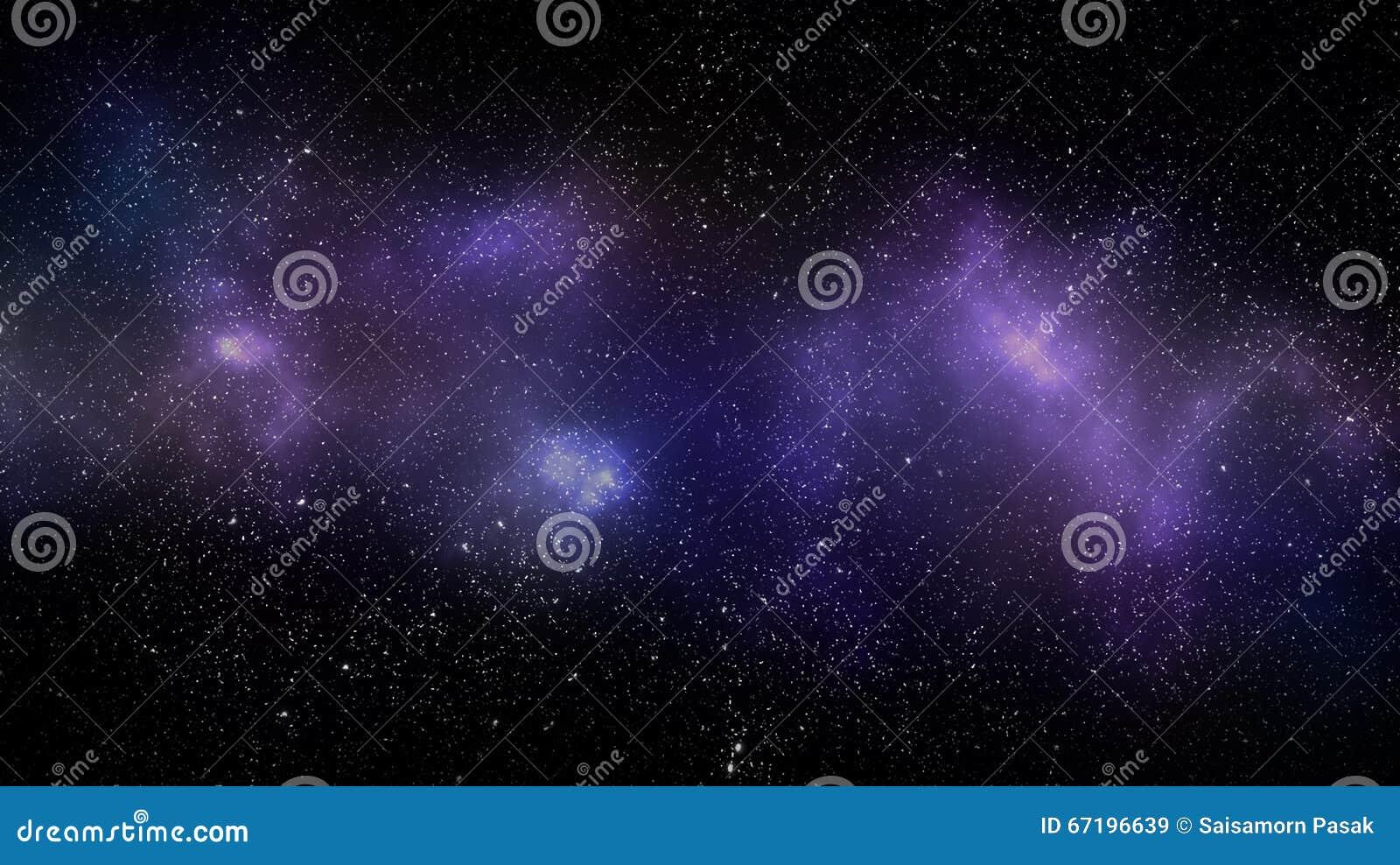 Galaxy space nebula background