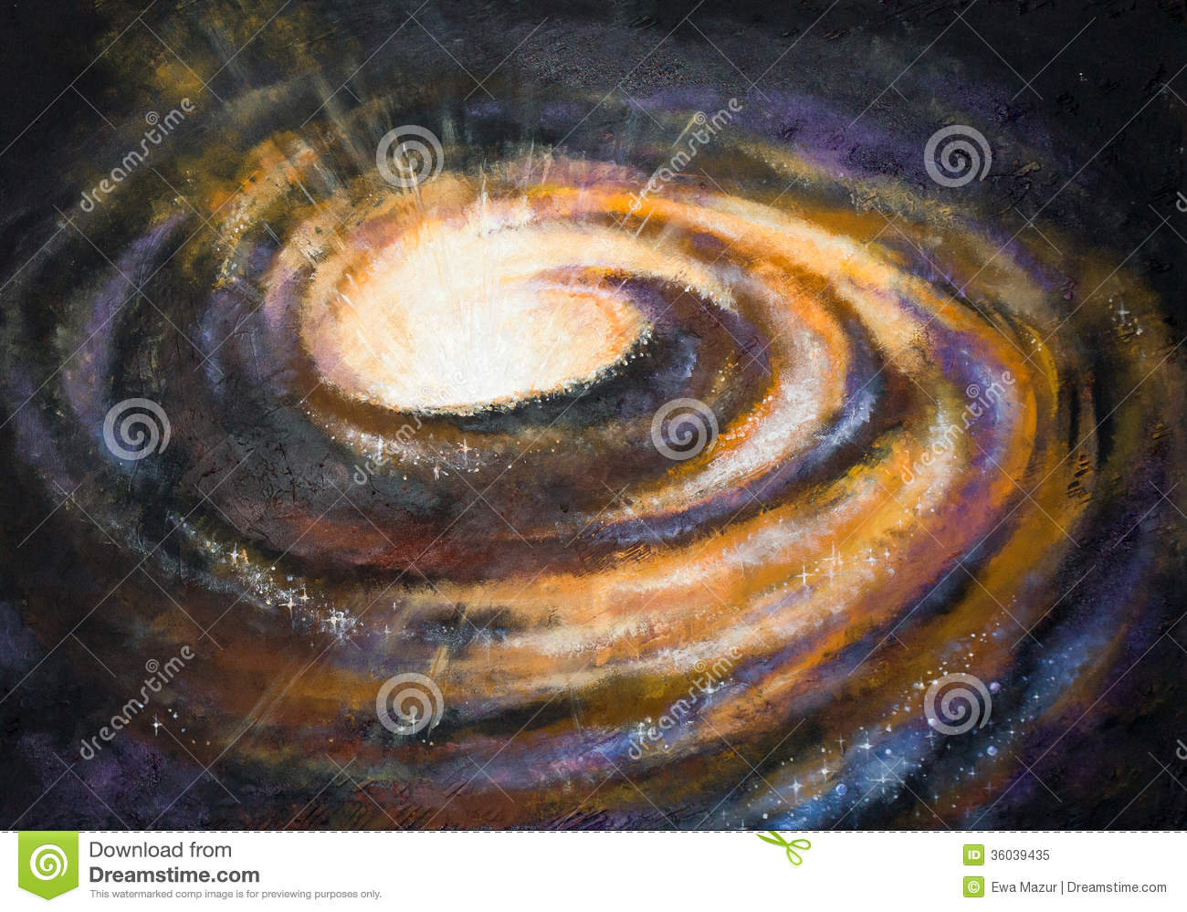 Galaxy royalty free stock photo image 36039435 for Space created