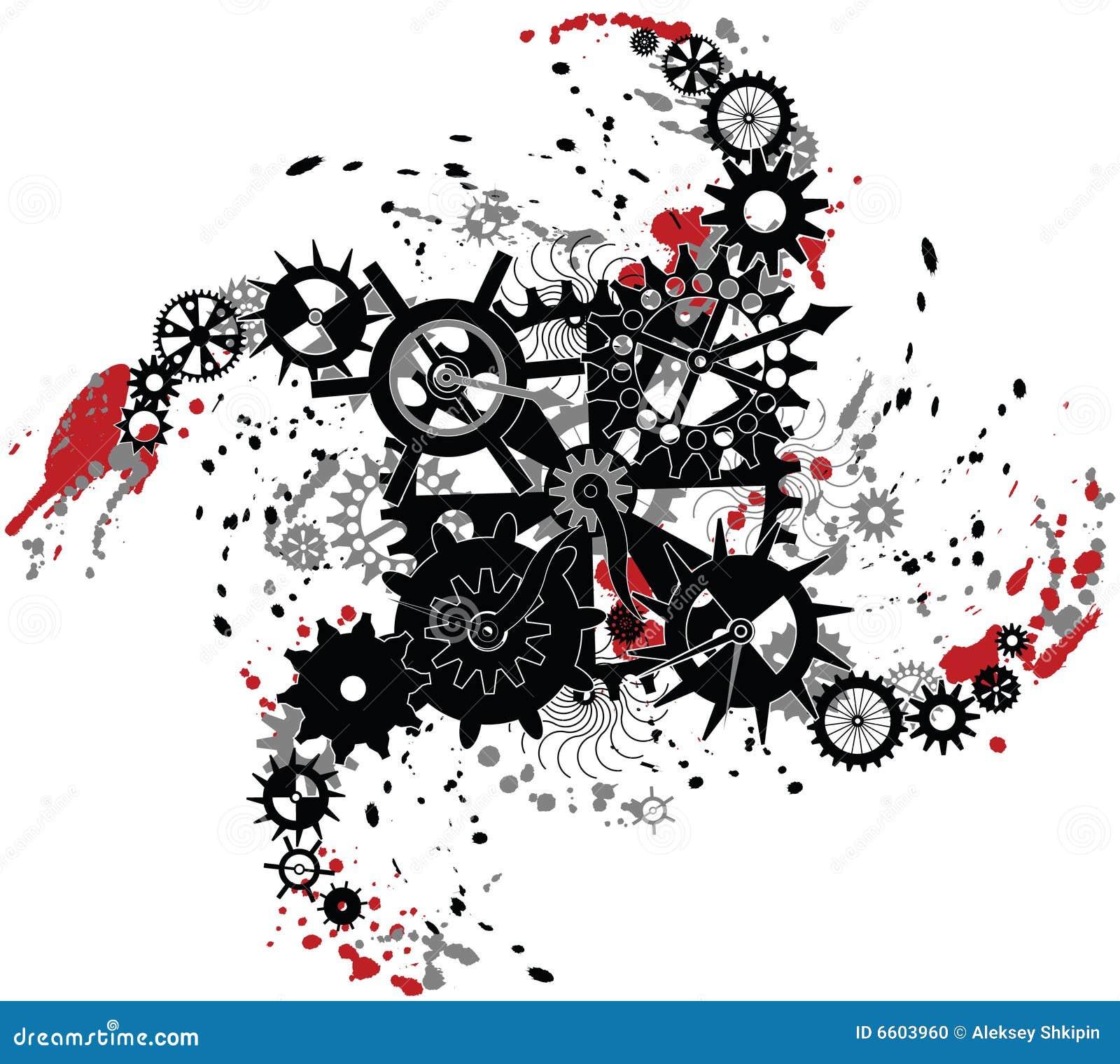 Download Galaxy wheels stock vector. Illustration of hands, memento - 6603960