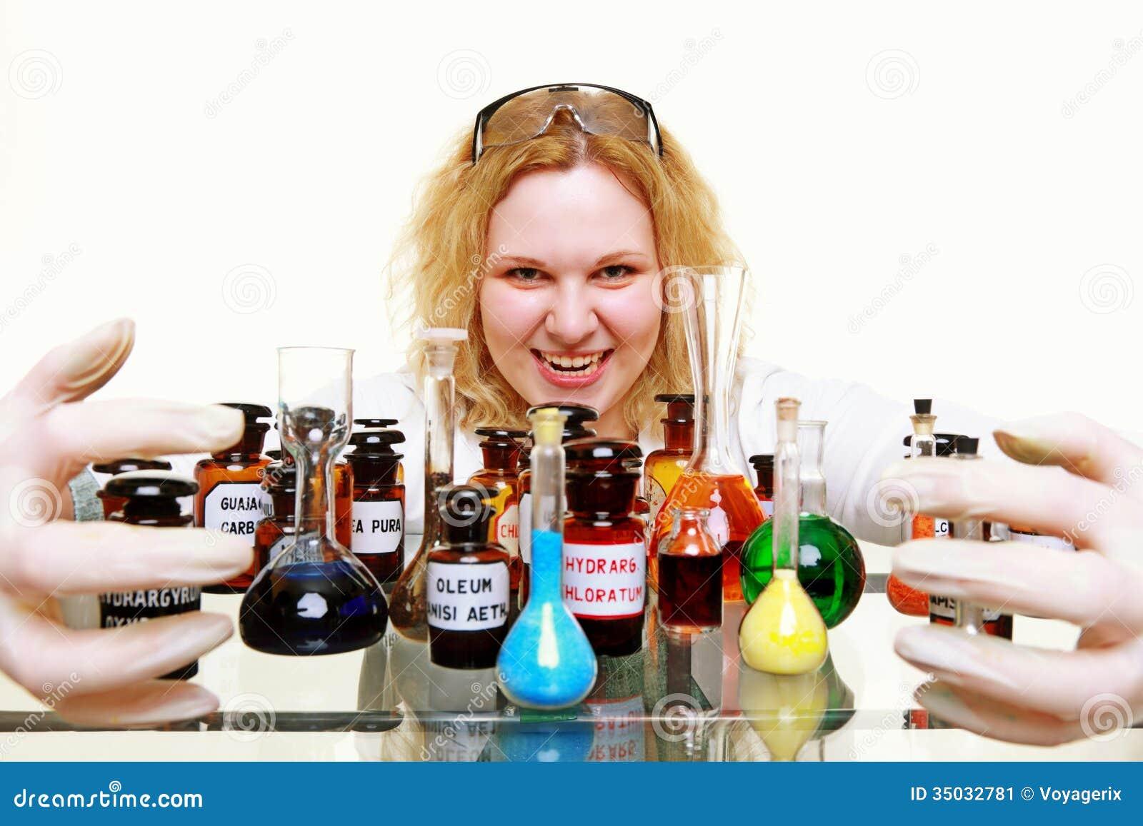 Kemist eller bartender?