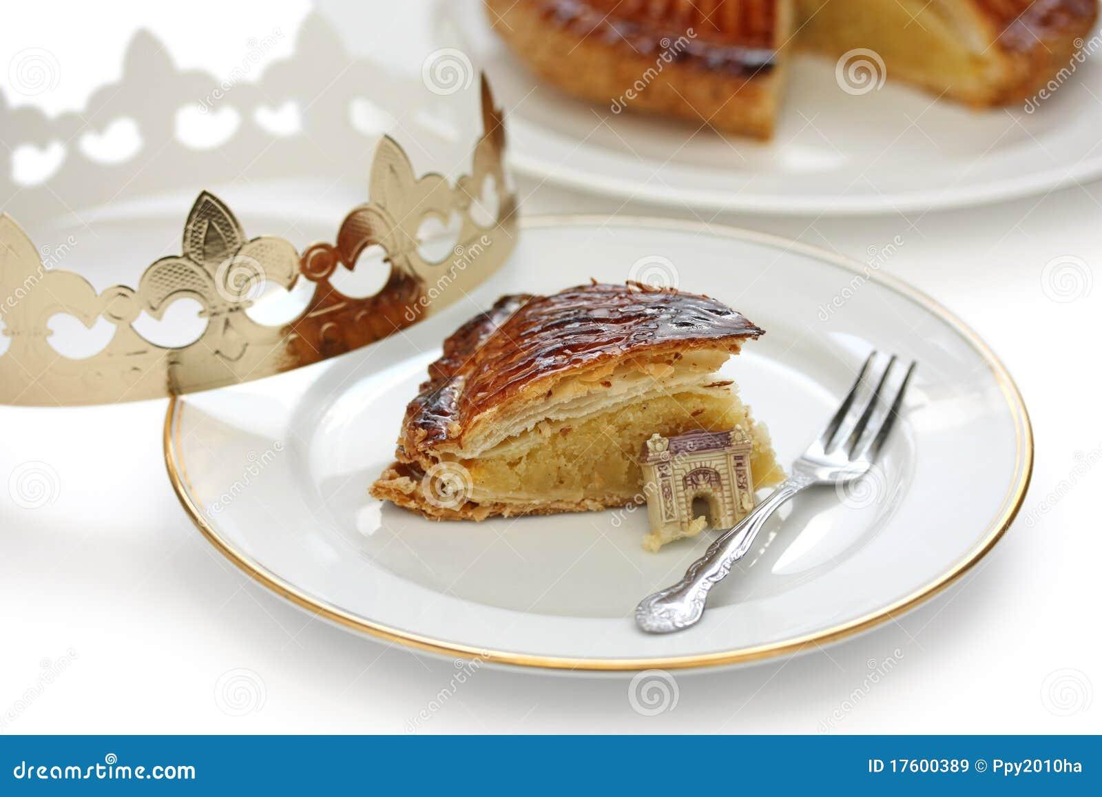 Galette des rois king cake royalty free stock images for Galette des rois decoration