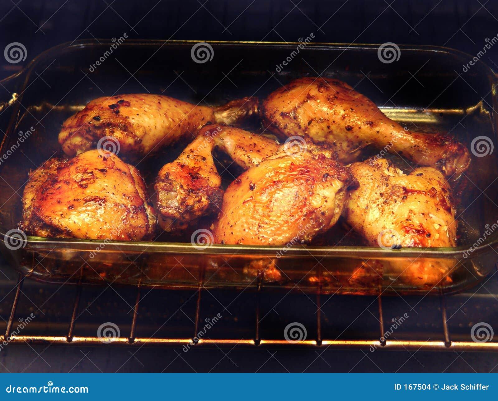 Galinha cozida