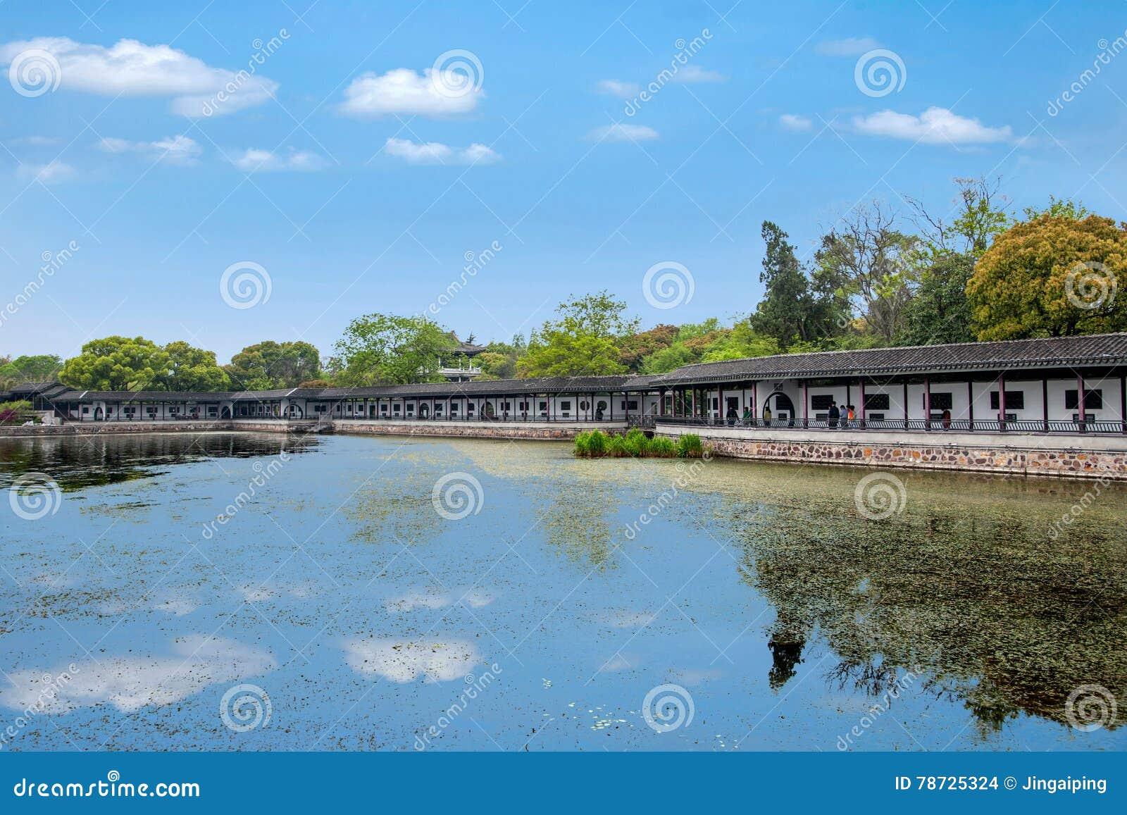 Galleri för moment för Wuxi Taihu Liyuan trädgård 1000