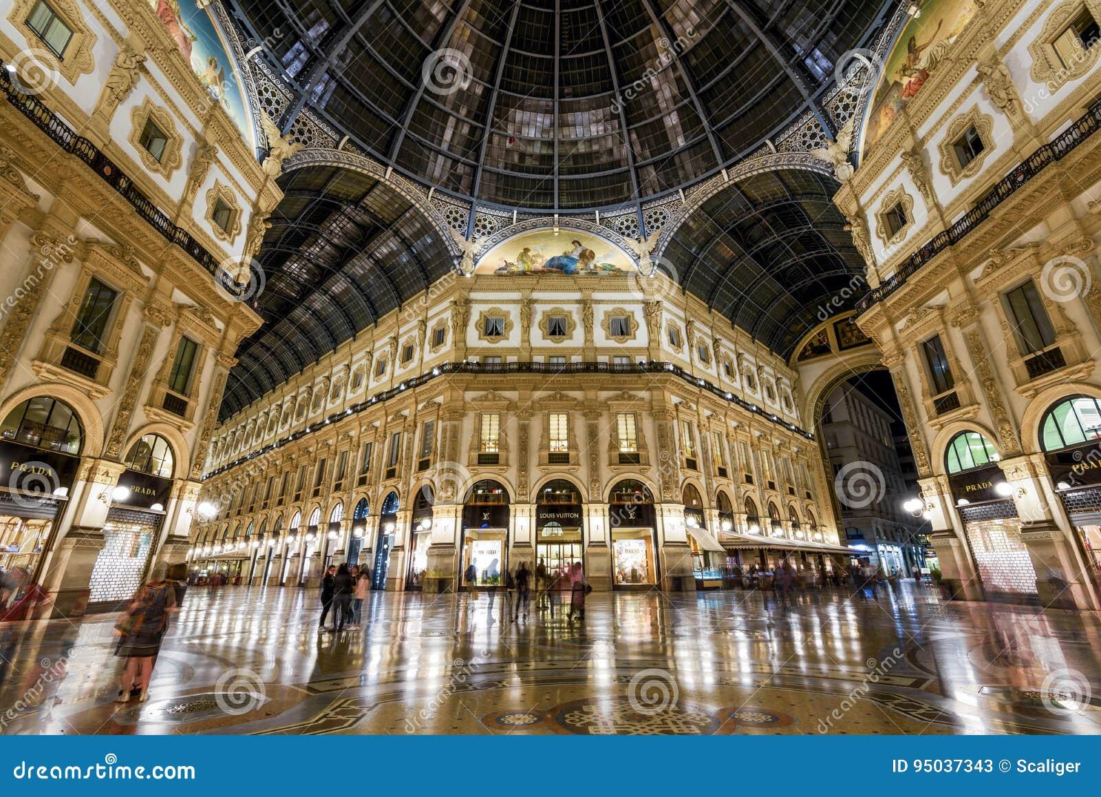 Galleria ΙΙ του Emanuele vittorio της Ιταλίας Μ