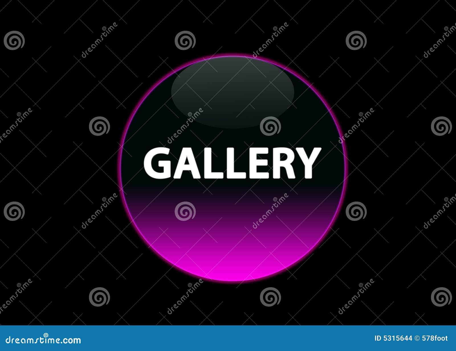 Download Galleria Al Neon Dentellare Del Tasto Illustrazione di Stock - Illustrazione di calcolatore, icone: 5315644