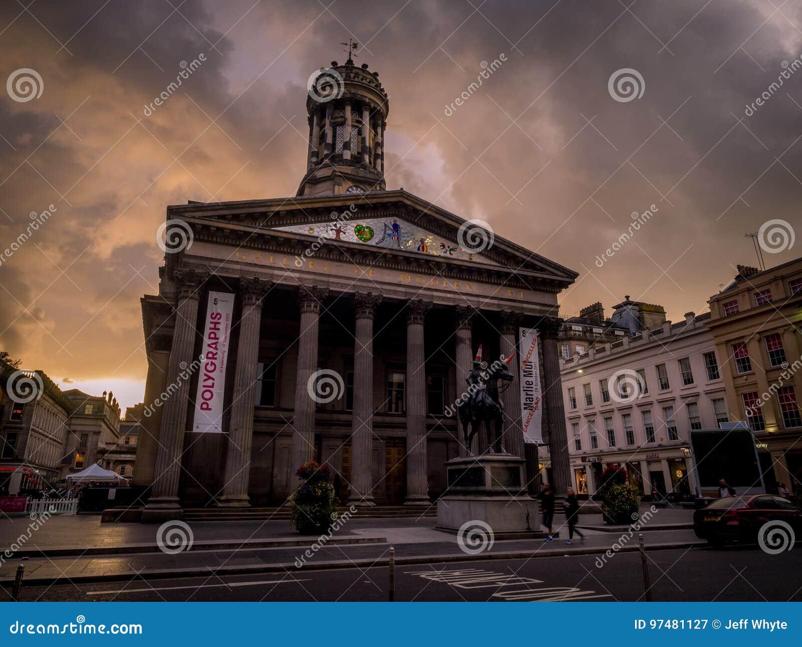 Galleria di Glasgow di arte moderno