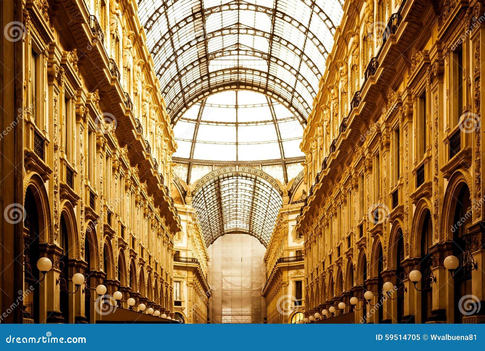 Galleria dorata